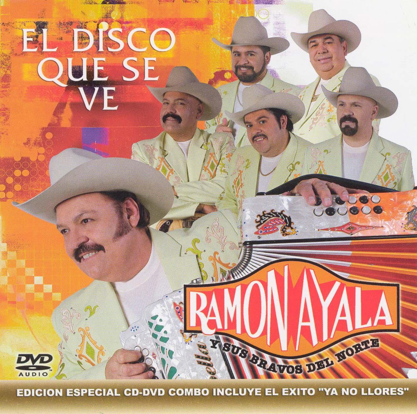 Ramon Ayala: El Disco Que Se Ve/Ya No Llores Mas