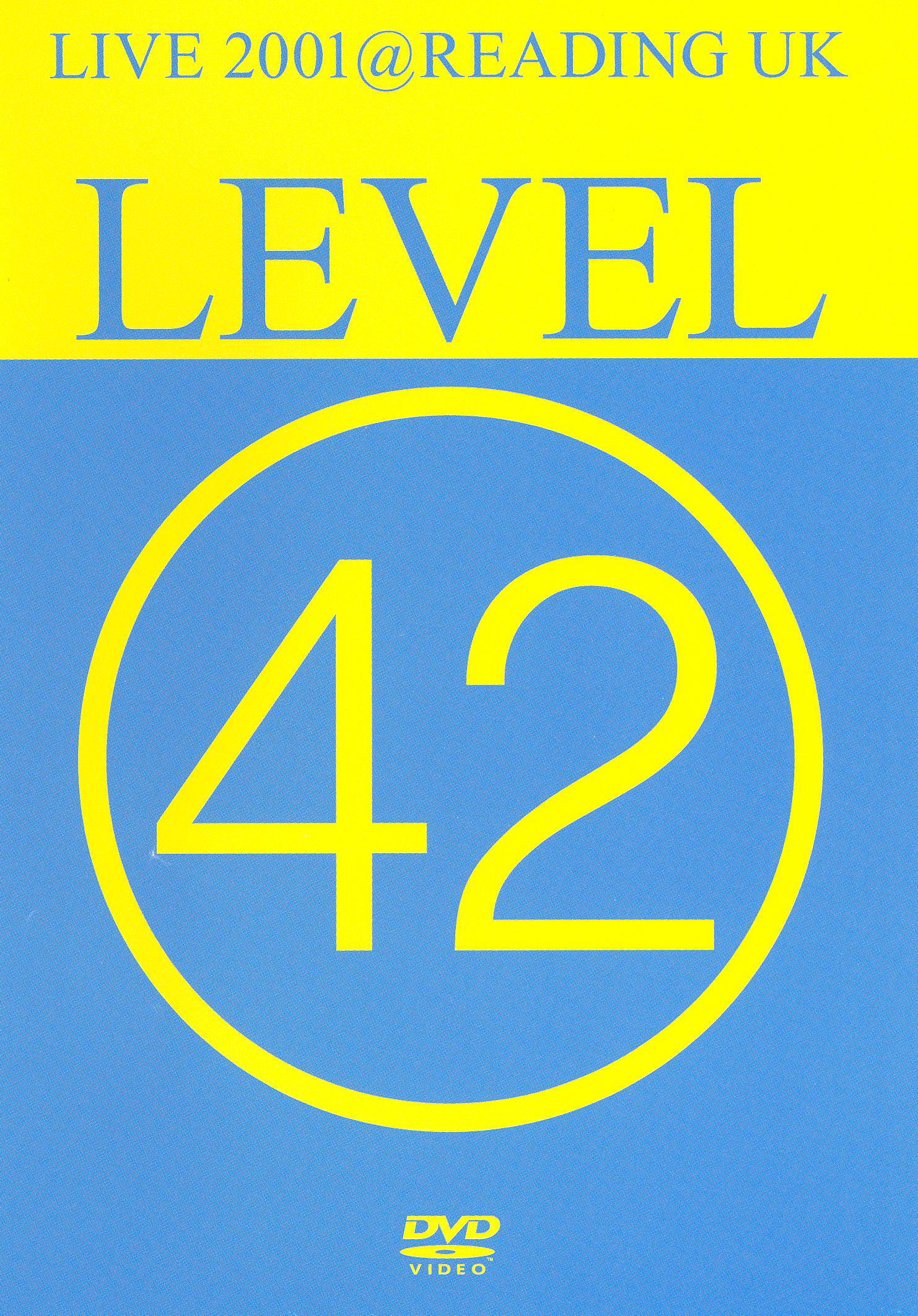 Level 42: Live at Reading Concert Hall