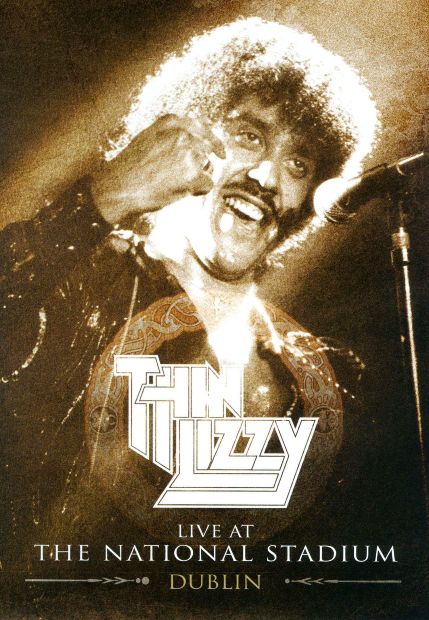Thin Lizzy: Live at the National Stadium, Dublin