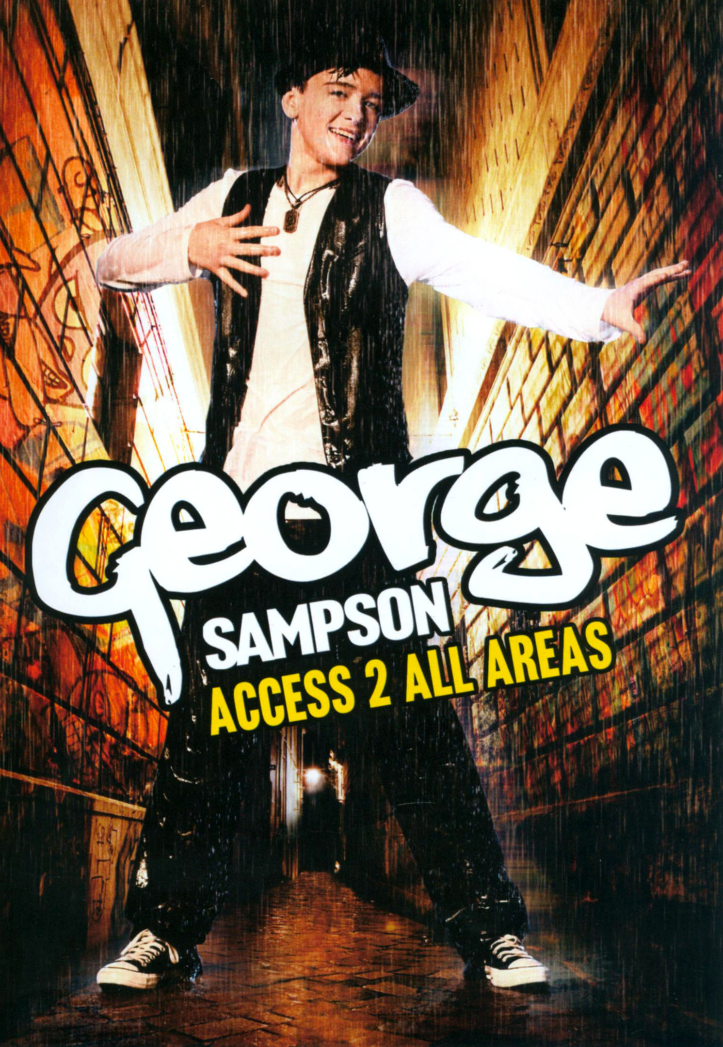 George Sampson: Access 2 All Areas