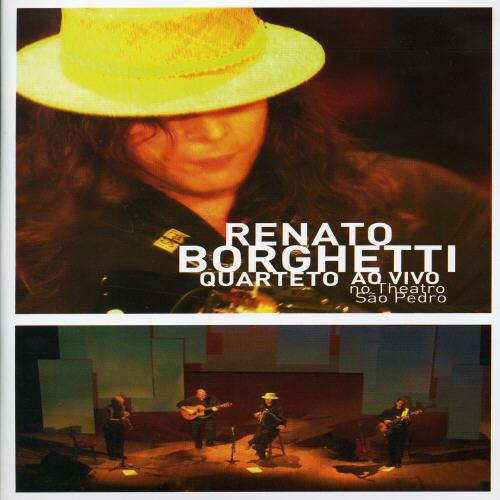 Renato Borghetti Quarteto Ao Vivo No