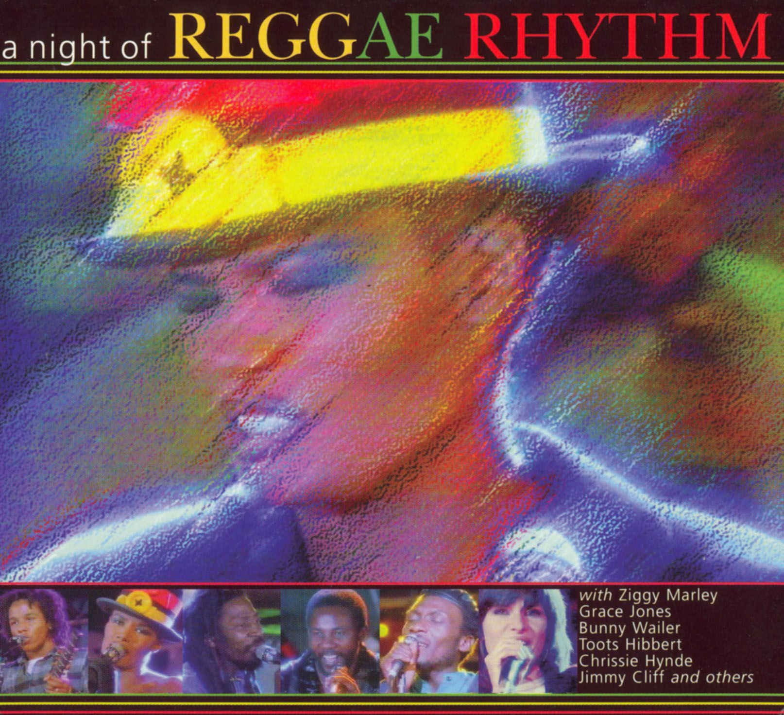 Night of Reggae Rhythm