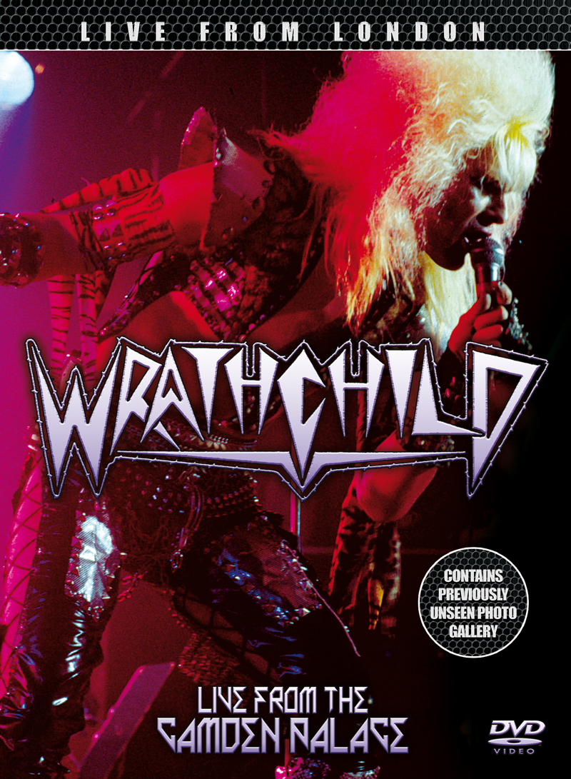 Wrathchild: Live from London