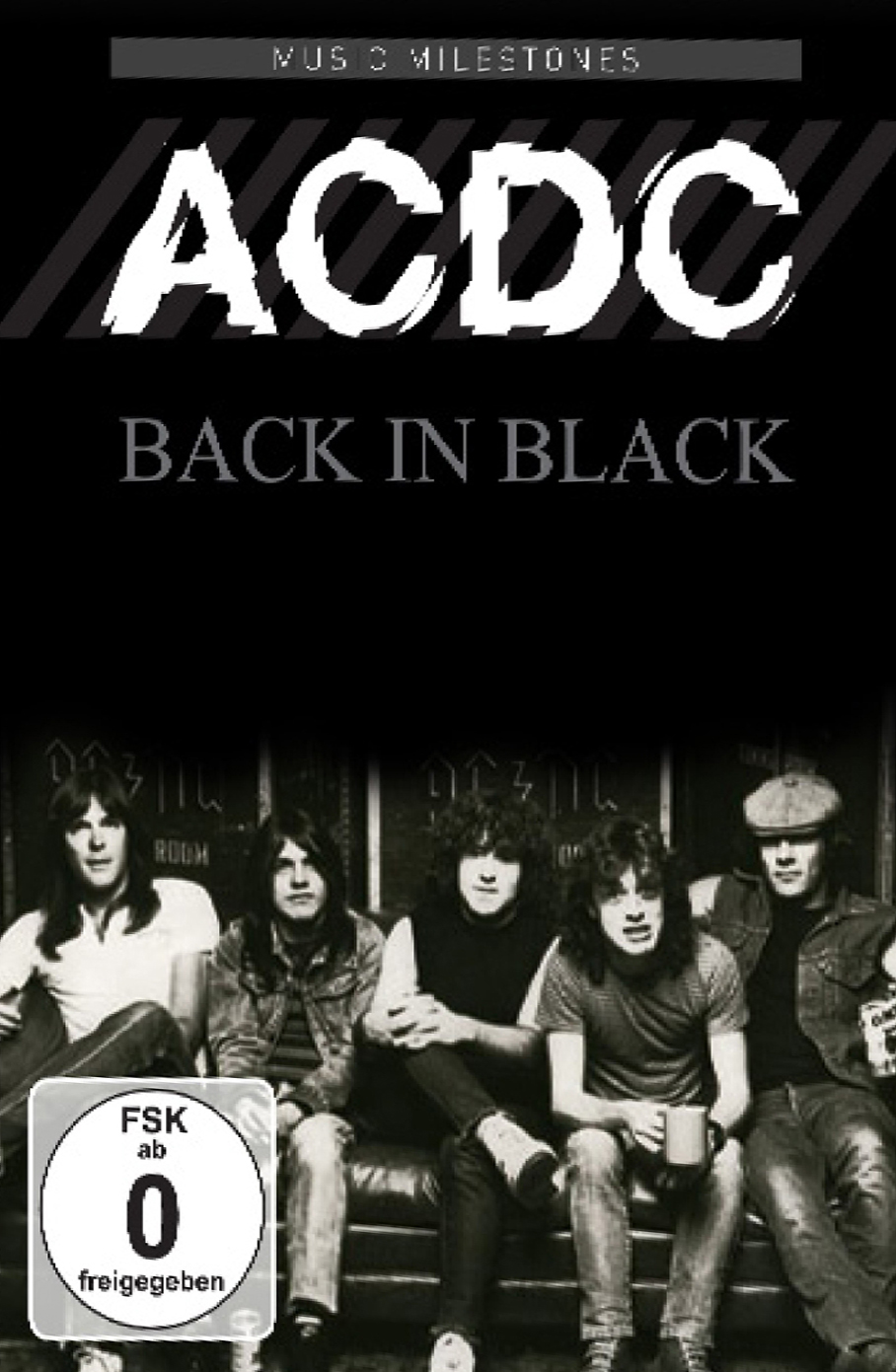 AC/DC: Music Milestones - Back in Black