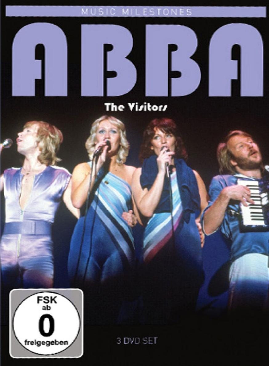ABBA: Music Milestones - Visitors