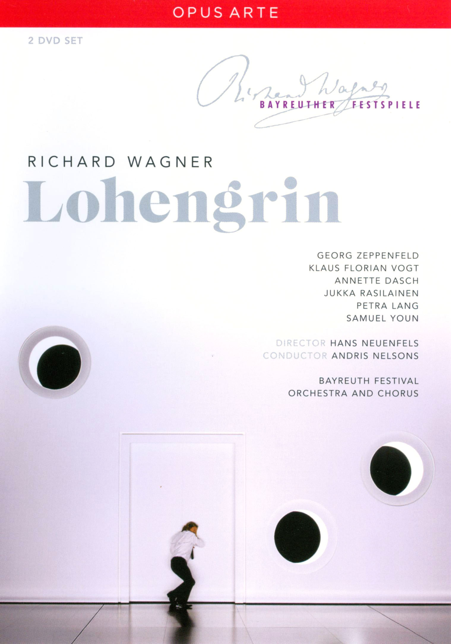 Lohengrin (Bayreuther Festspiele/Nelsons)