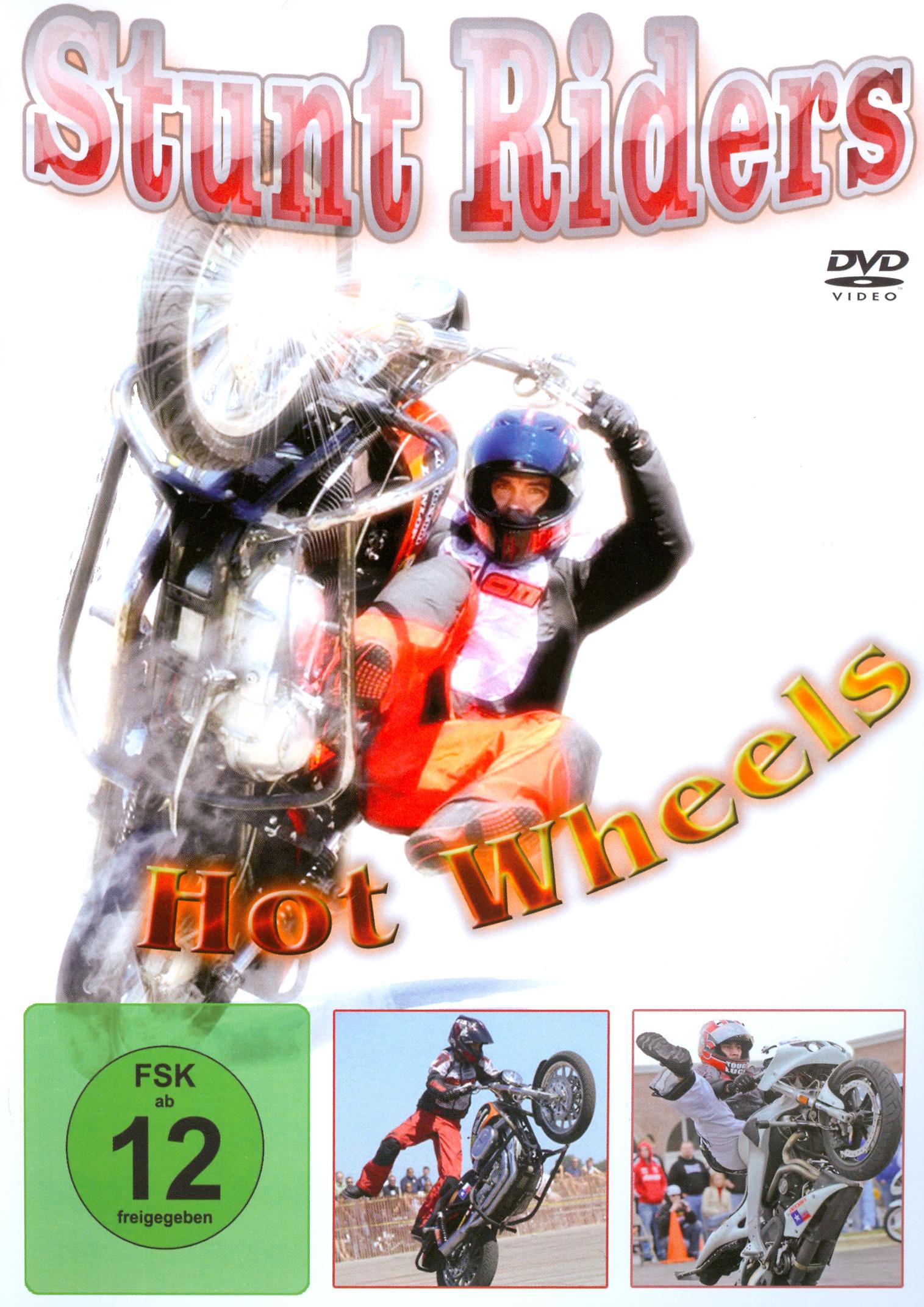 Stunt Riders - Hot Wheels