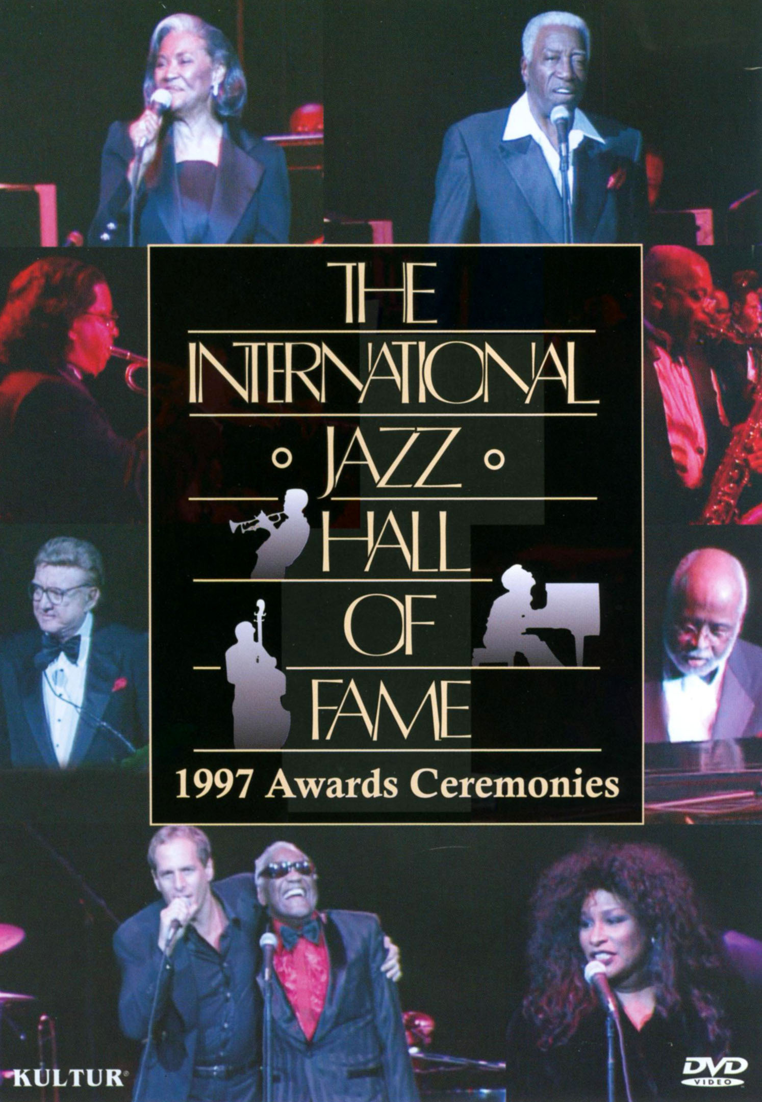 International Jazz Hall of Fame: 1997 Awards Ceremonies