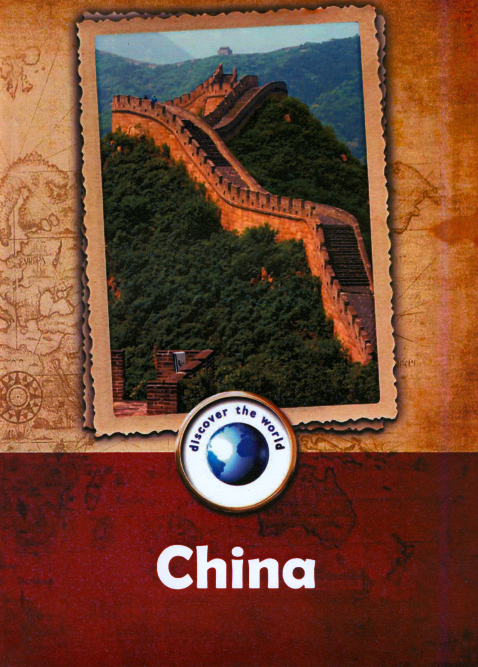 Discover the World: China