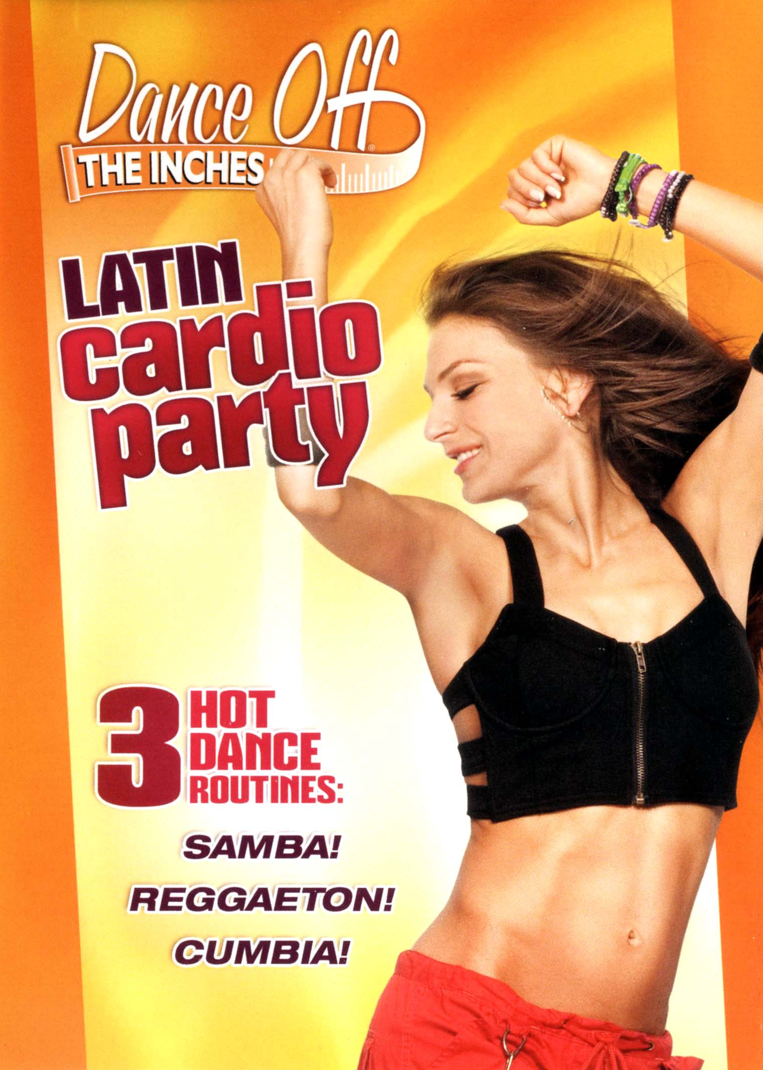 Dance Off the Inches: Latin Cardio Party