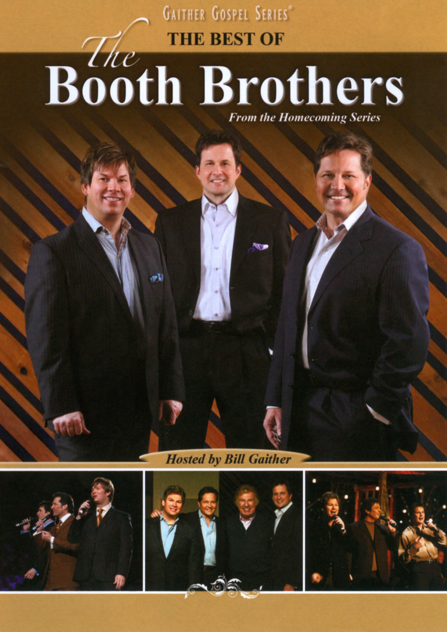 a report on the gaither homecoming a gospel music concert