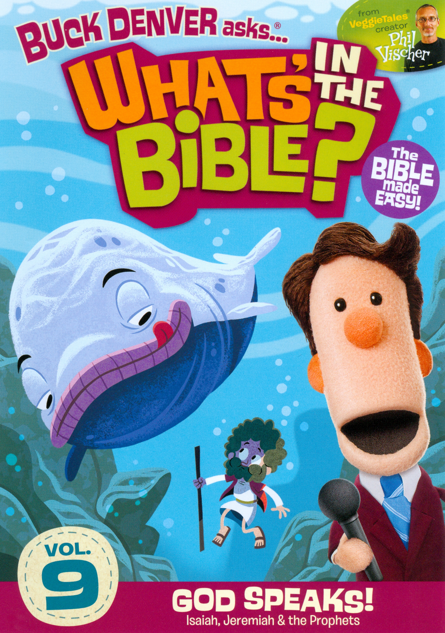 What's in the Bible?, Vol. 9: God Speaks!