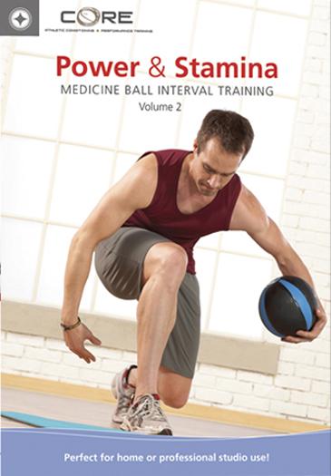 Stott Pilates: Power & Stamina - Medicine Ball Interval Training, Vol. 2