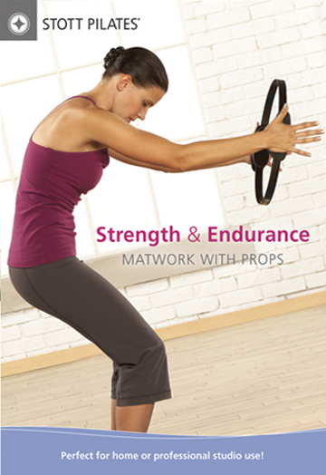 Stott Pilates: Strength & Endurance - Matwork With Props