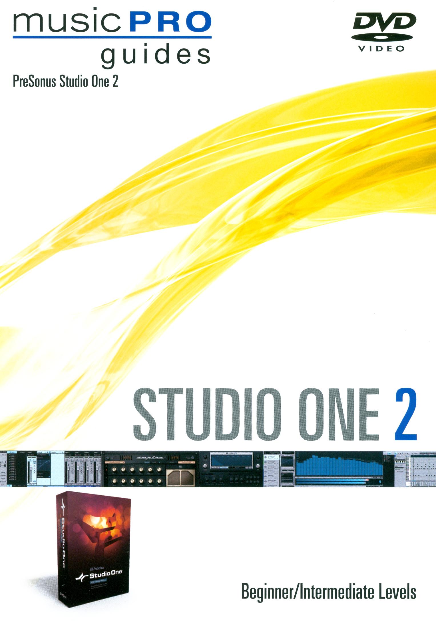 Studio One 2: Beginning/Intermediate Levels