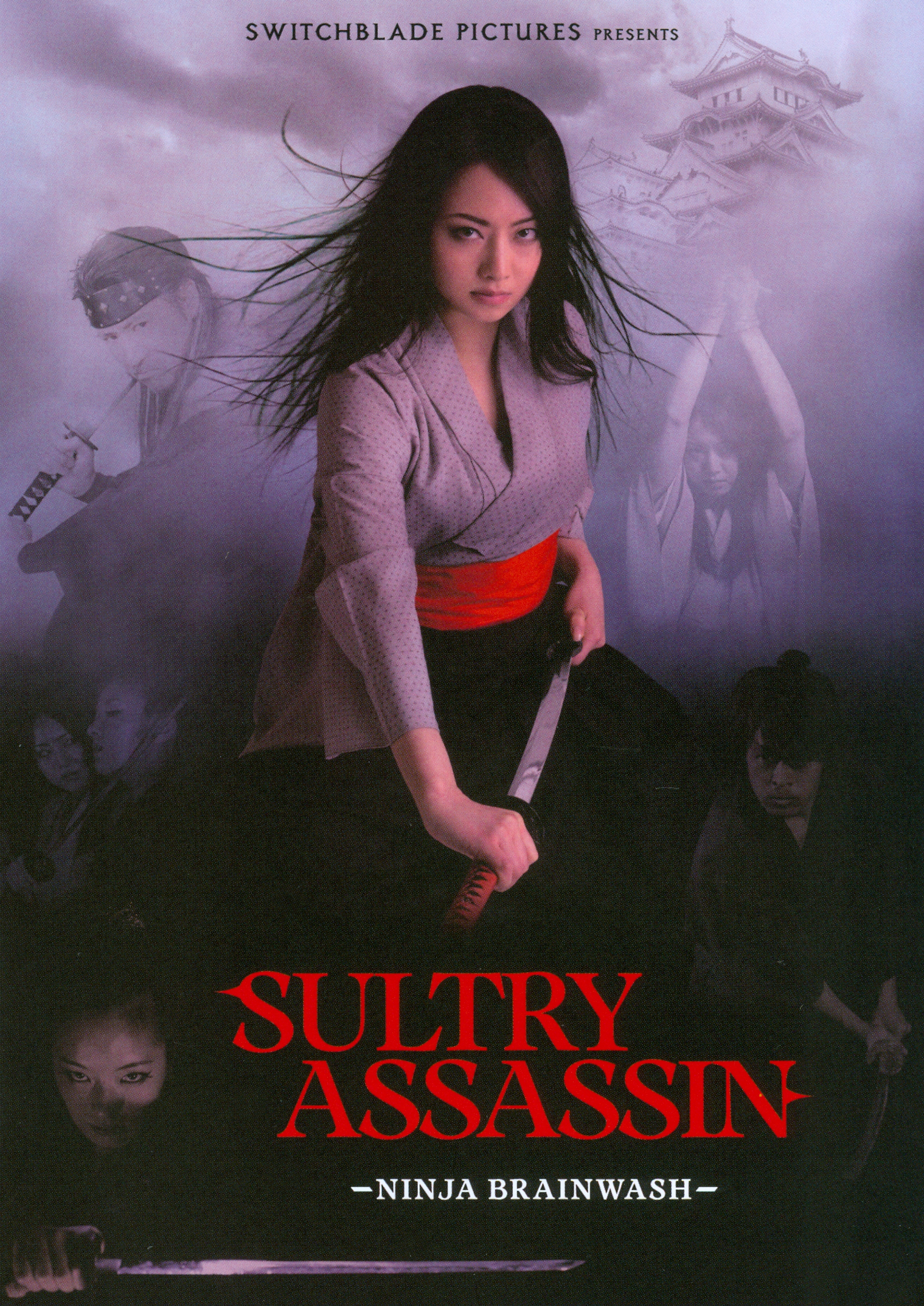 Sultry Assassin: Ninja Brainwash