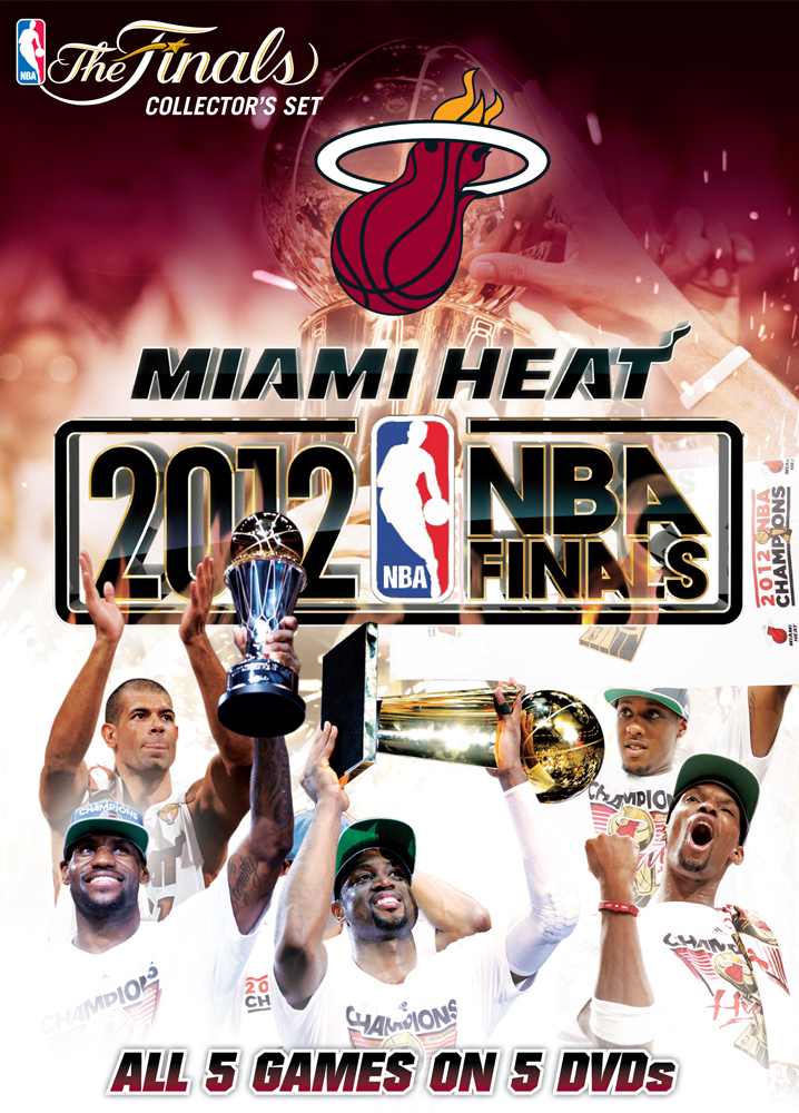 Miami Heat: 2012 NBA Finals Series