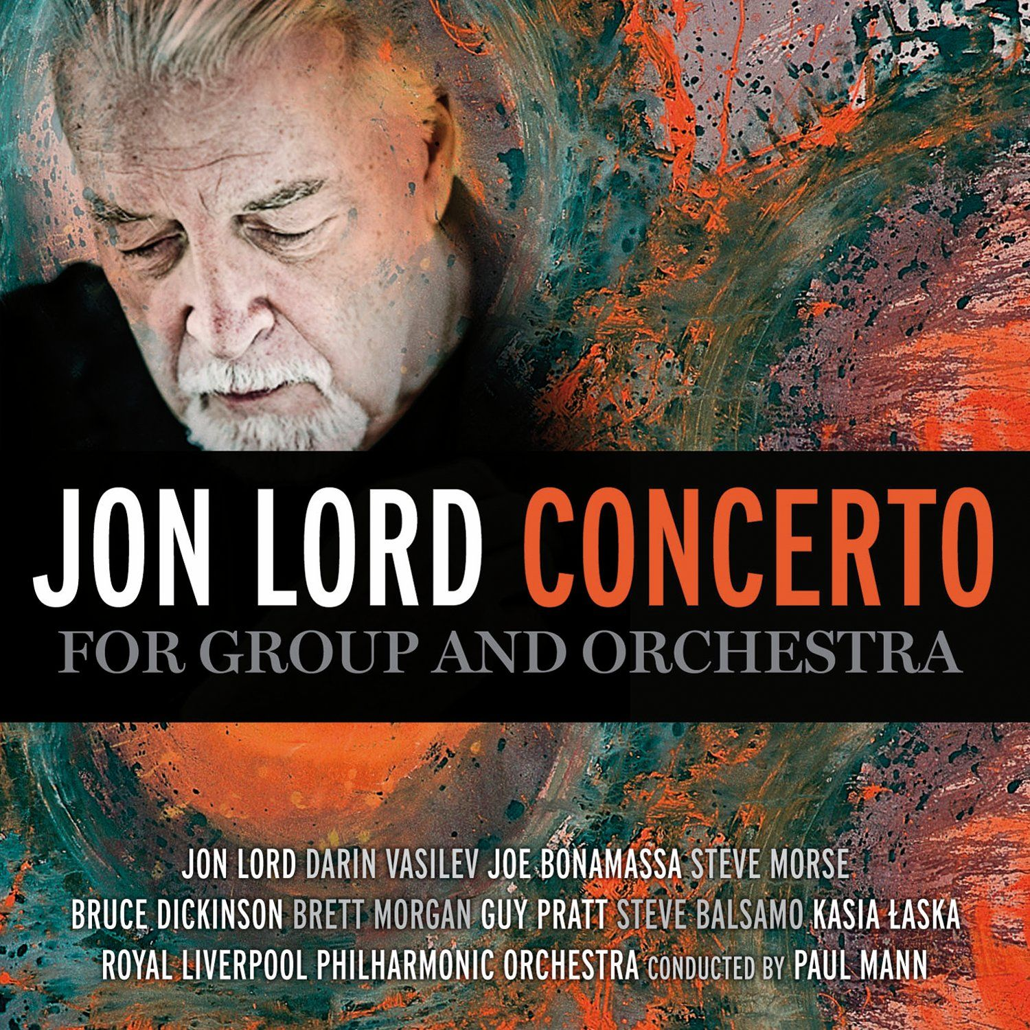 Royal Liverpool Philharmonic Orchestra: Jon Lord - Concerto for Group and Orchestra