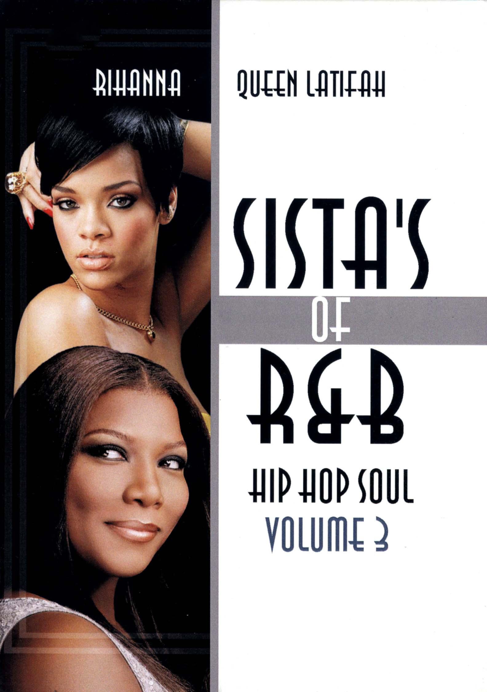 Sista's of R&B: Hip Hop Soul, Vol. 3 (2012)
