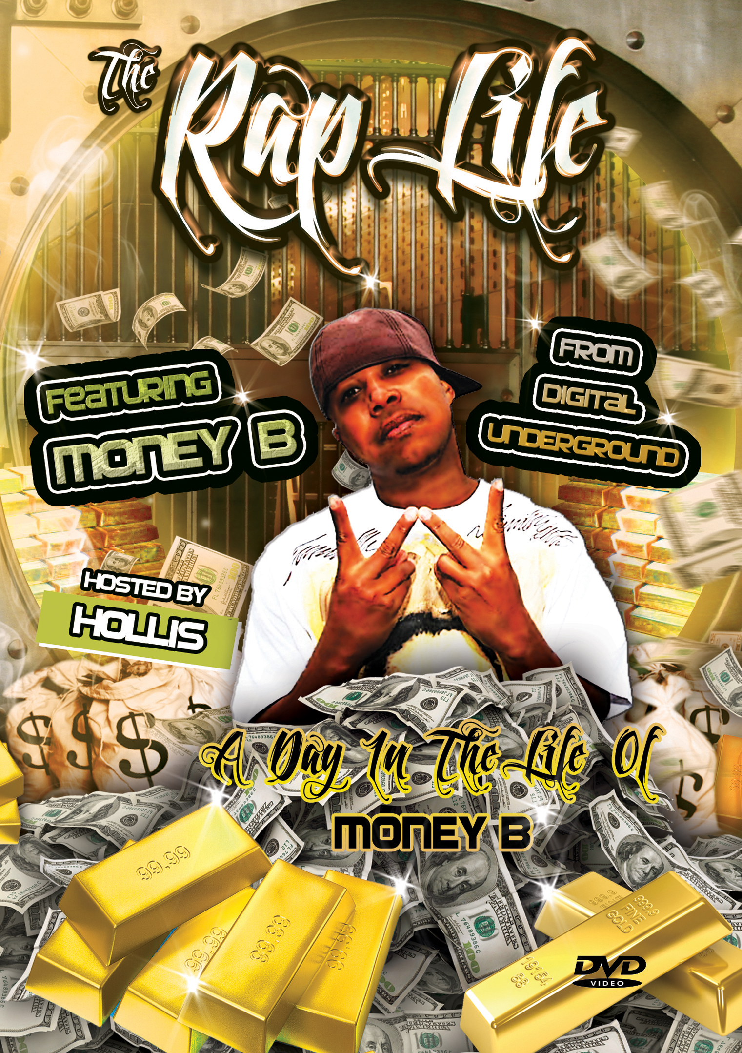 The Rap Life: A Day in the Life of Money B
