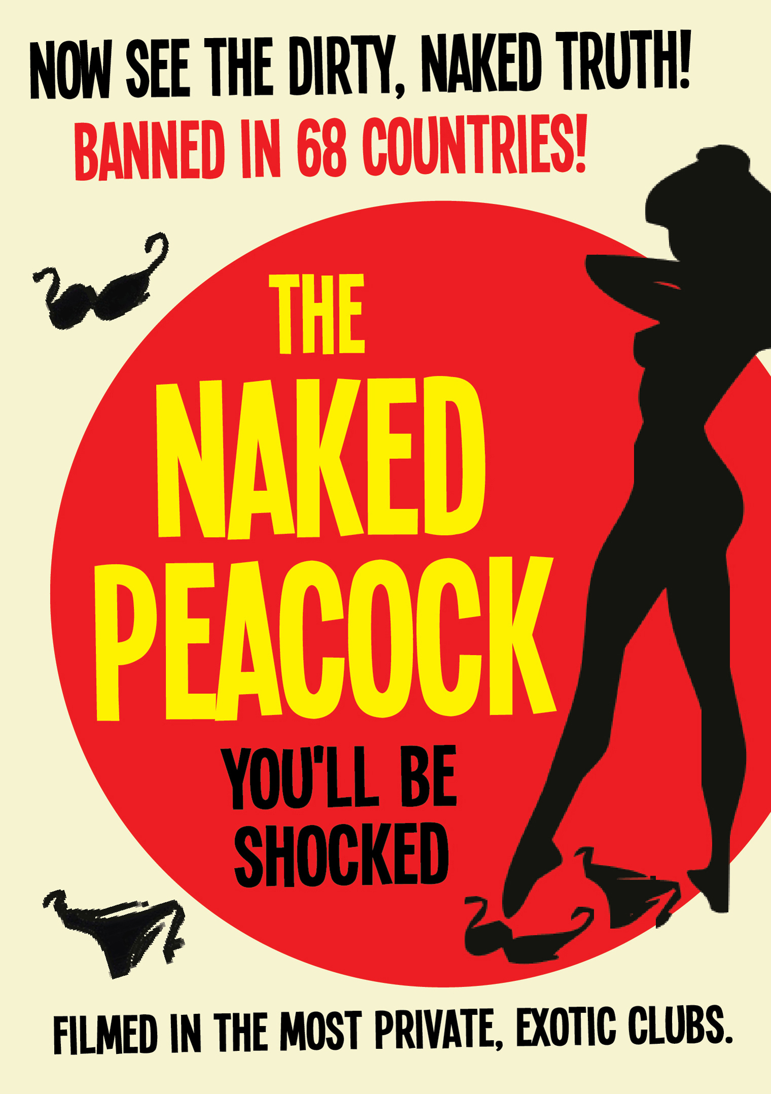 The Naked Peacock