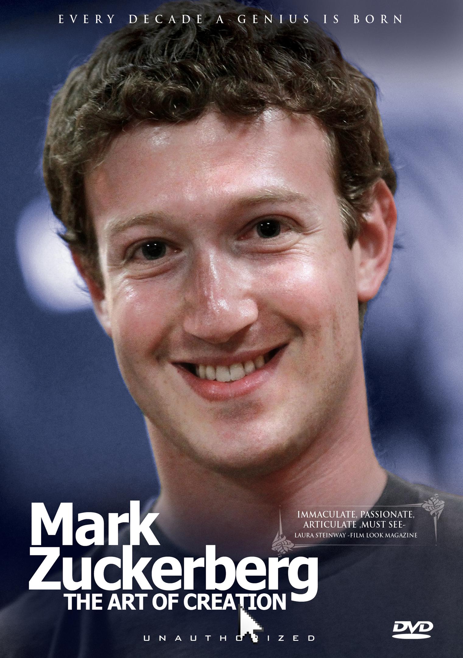 Mark Zuckerberg: The Art of Creation