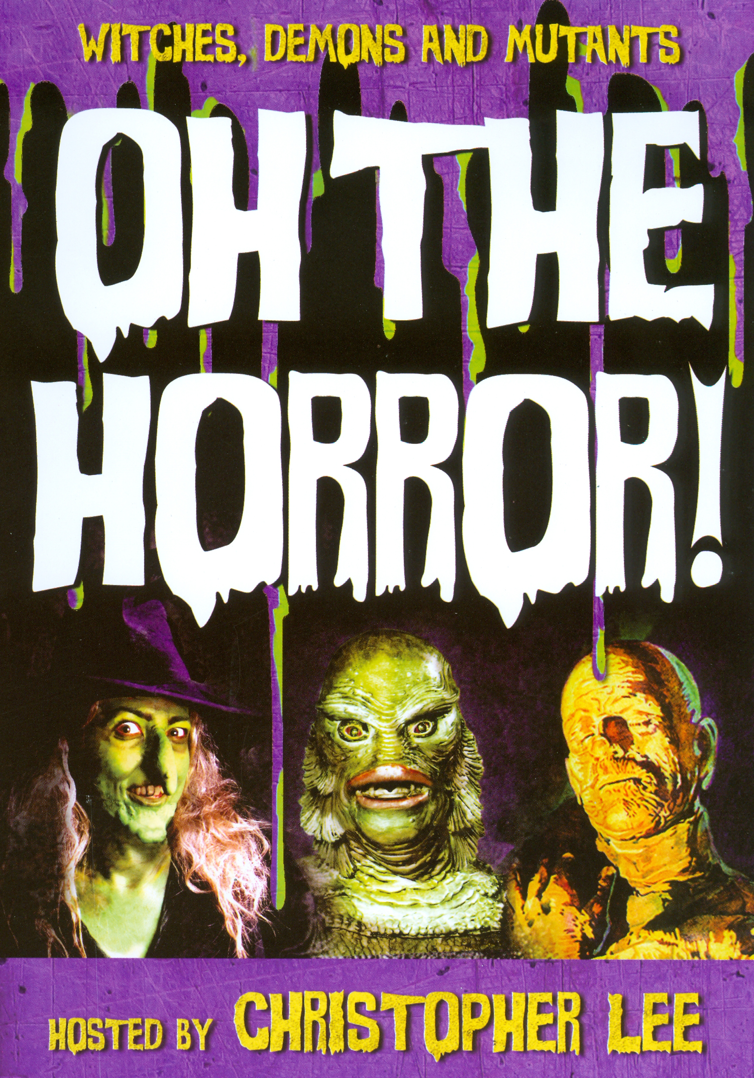 Witches, Demons & Mutants: Oh the Horror!