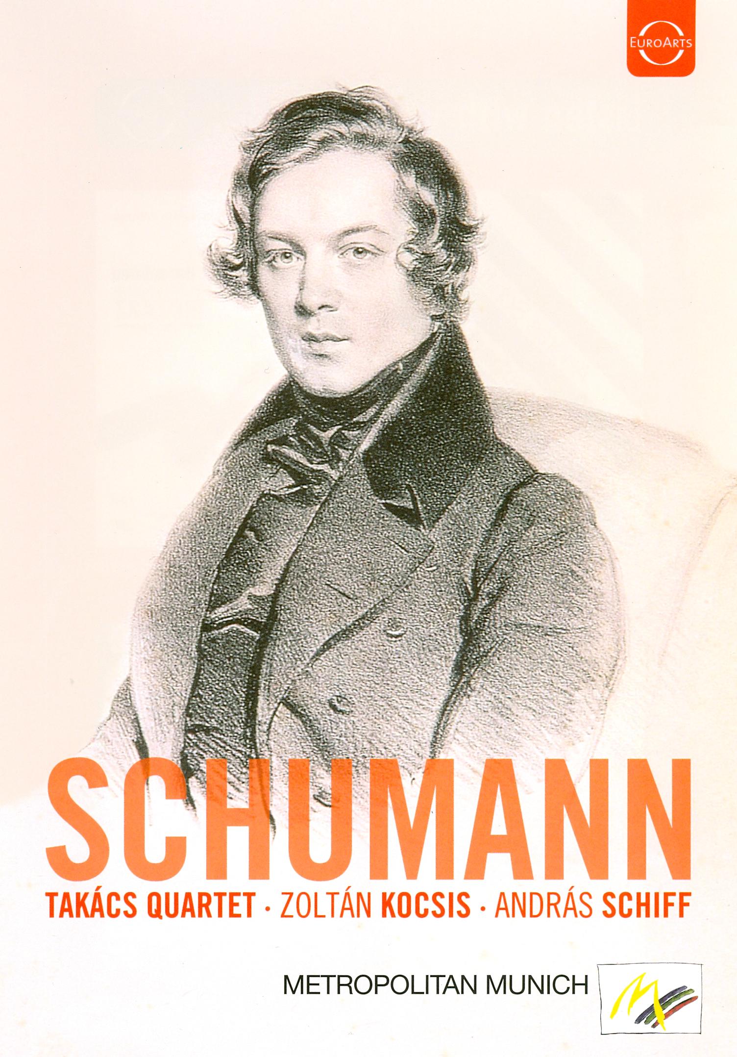 Takacs Quartet/Zoltan Kocsis/Andras Schiff: Schumann