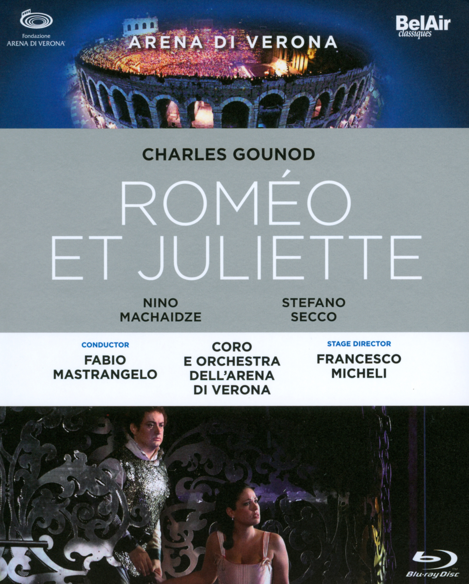Romeo et Juliette (Arena di Verona)
