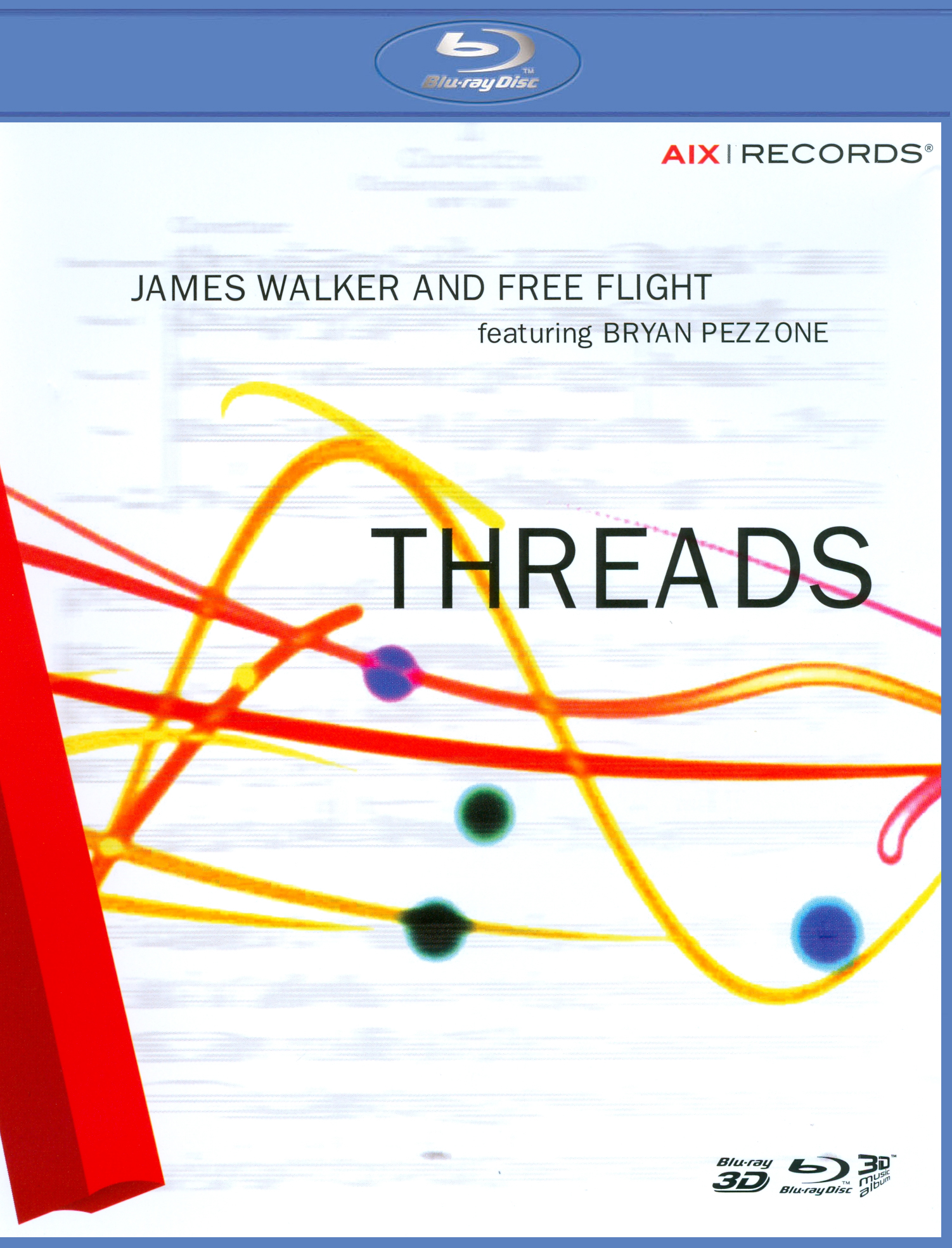 James Walker and Free Flight Featuring Bryan Pezzone: Threads