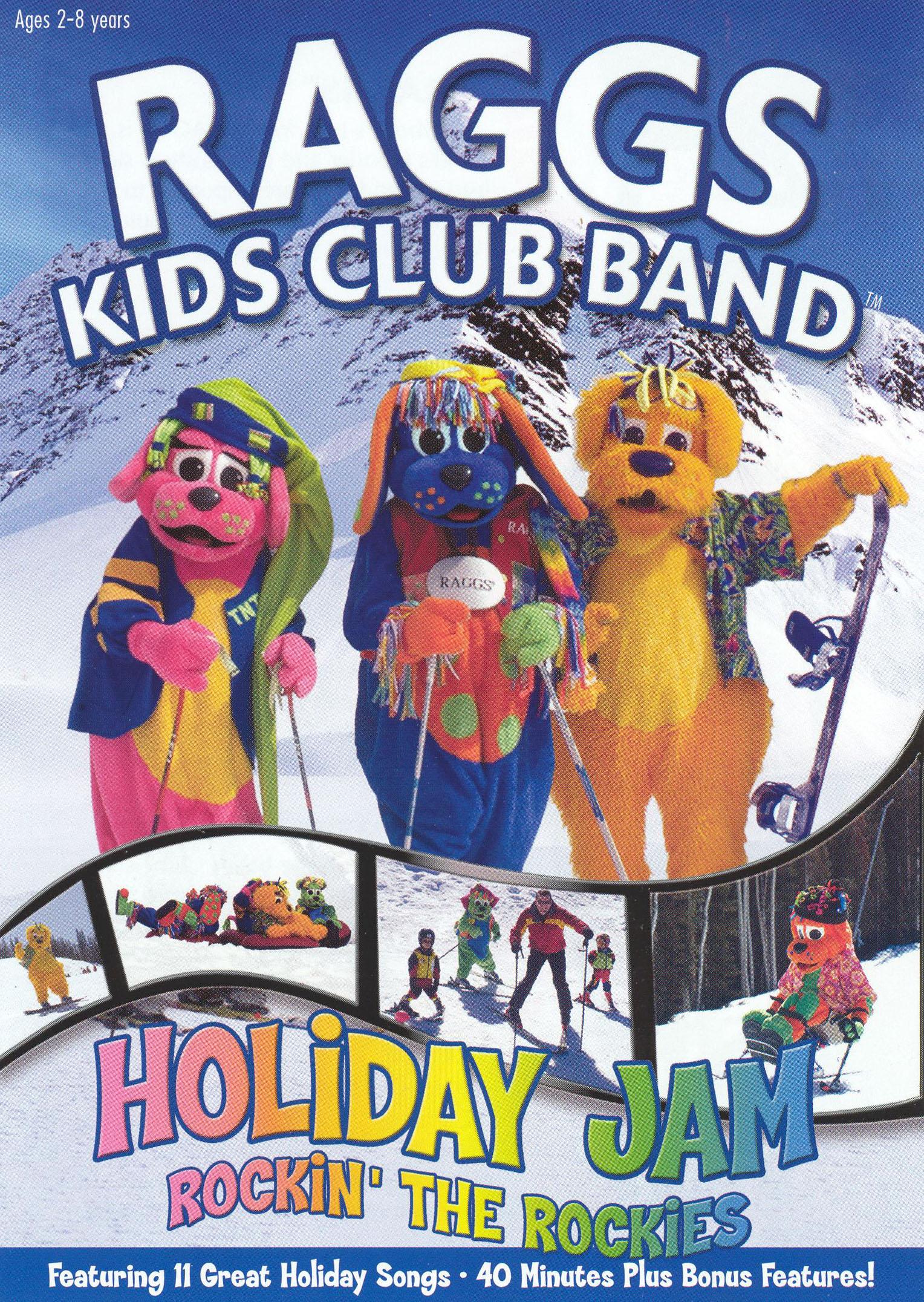 Raggs Kids Club Band: Holiday Jam