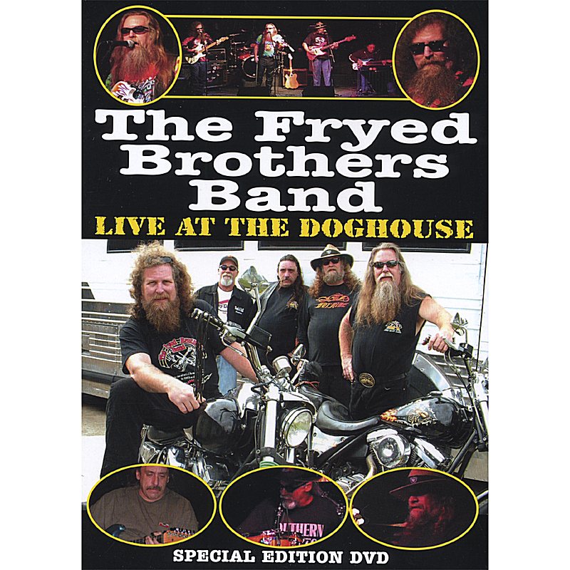 The Fryed Brothers Band: Live at the Doghouse