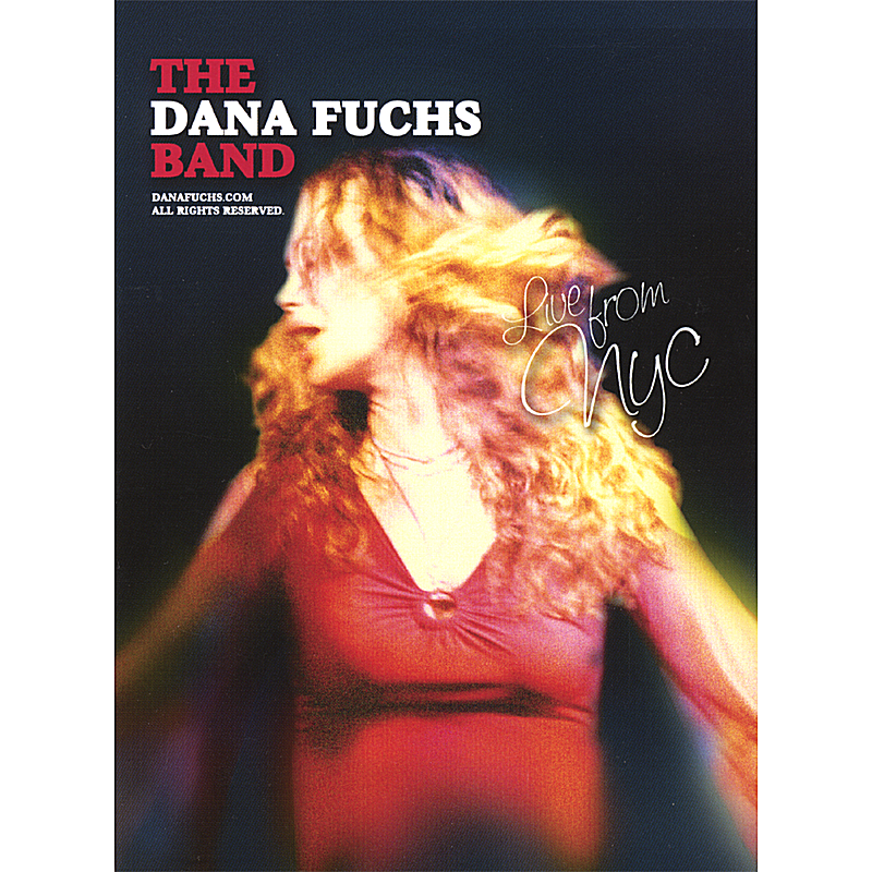 The Dana Fuchs Band: Live from NYC