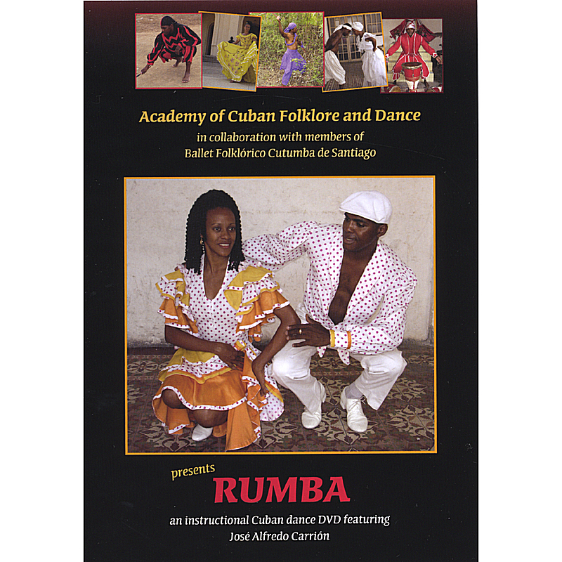 Academy of Cuban Folklore and Dance: Rumba