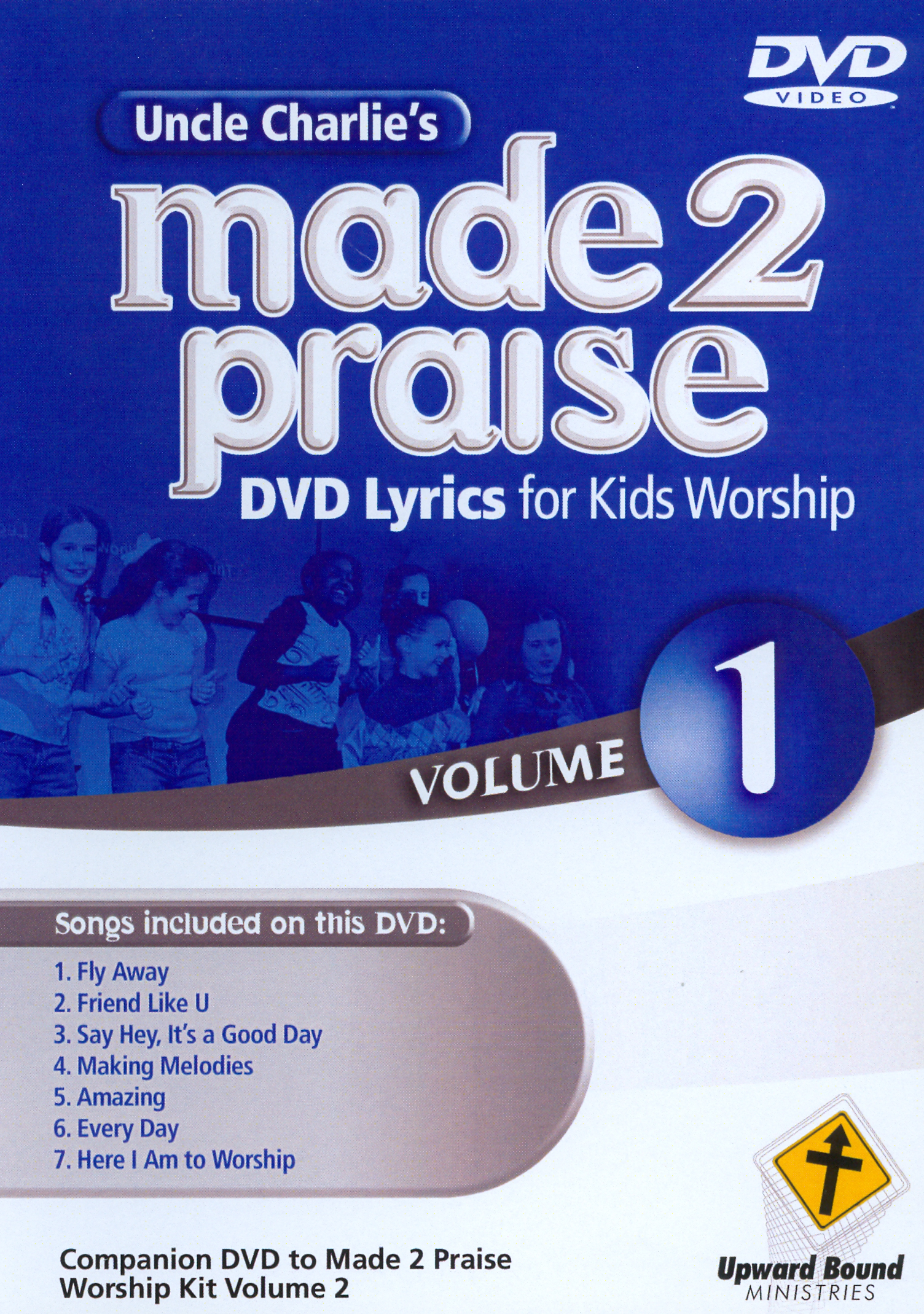 Uncle Charlie's Made 2 Praise, Vol. 1