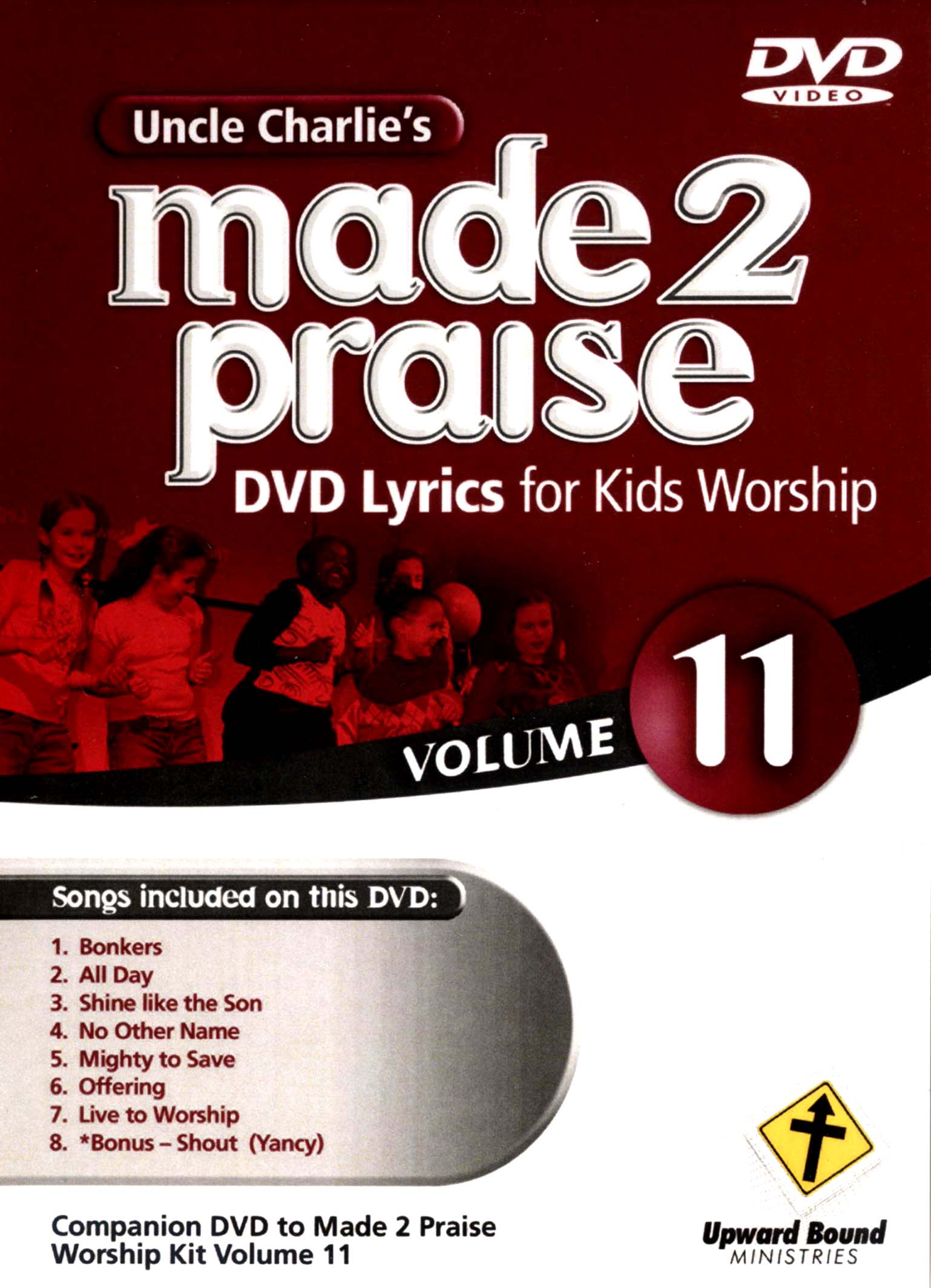 Uncle Charlie's Made 2 Praise, Vol. 11