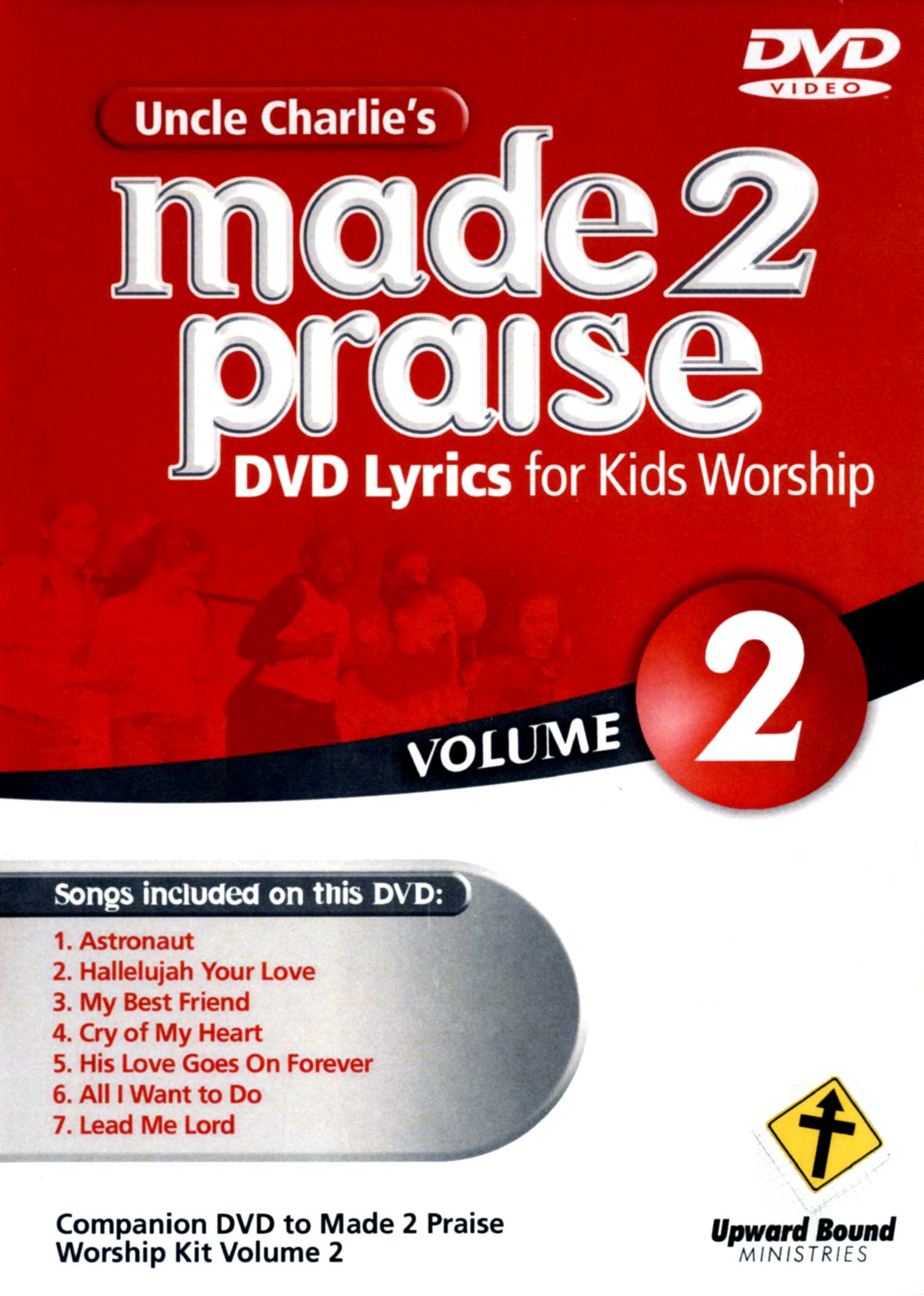 Uncle Charlie's Made 2 Praise, Vol. 2