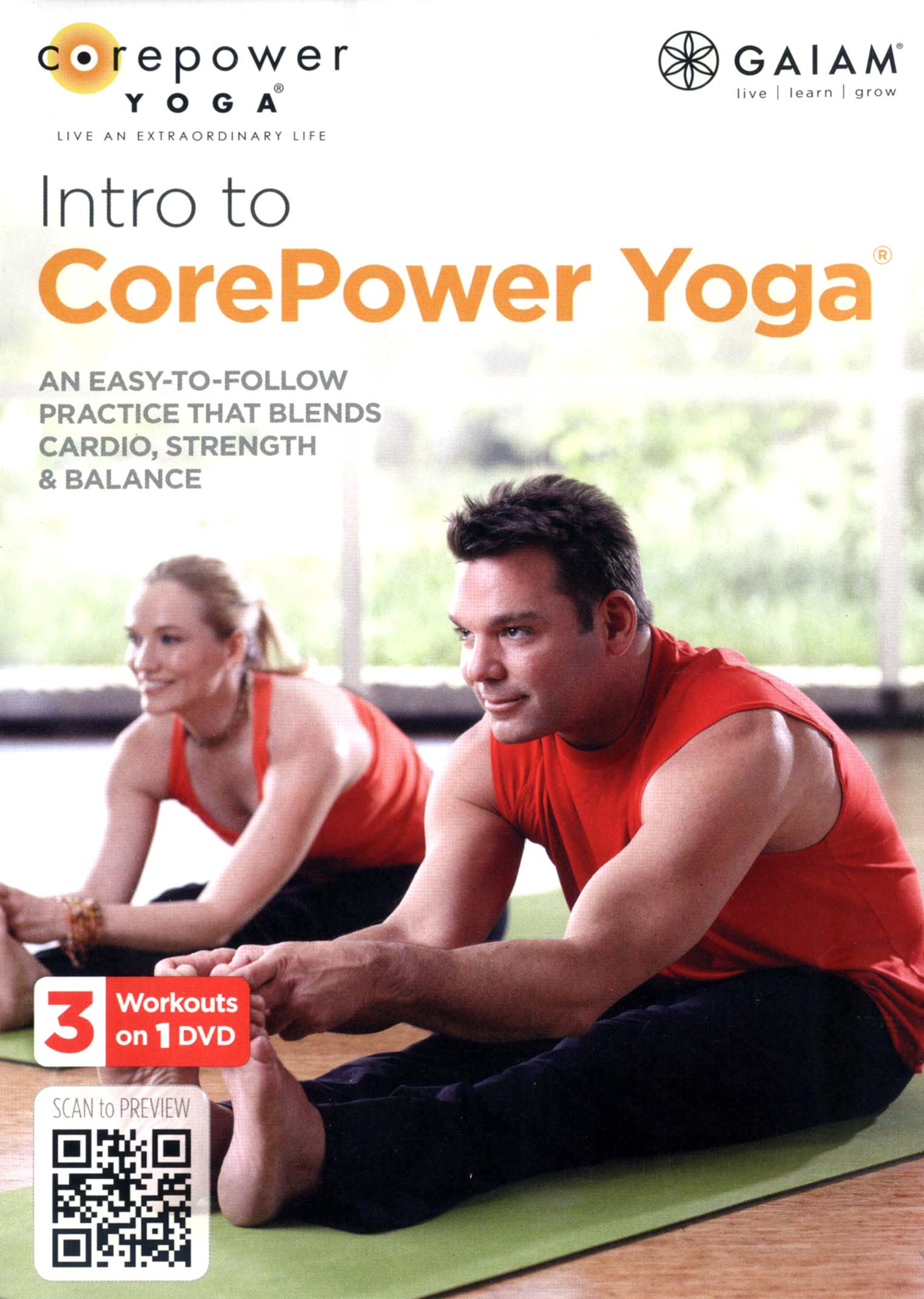 Core Power: Yoga for Beginners