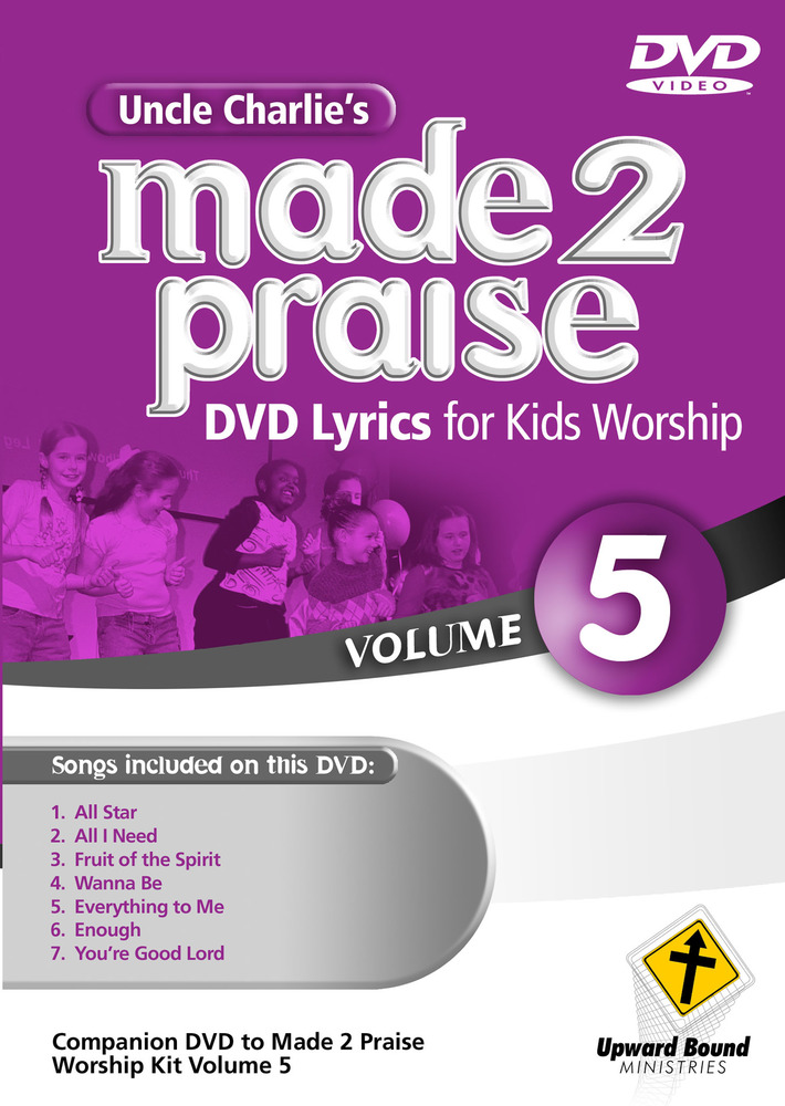 Uncle Charlie's Made 2 Praise, Vol. 5