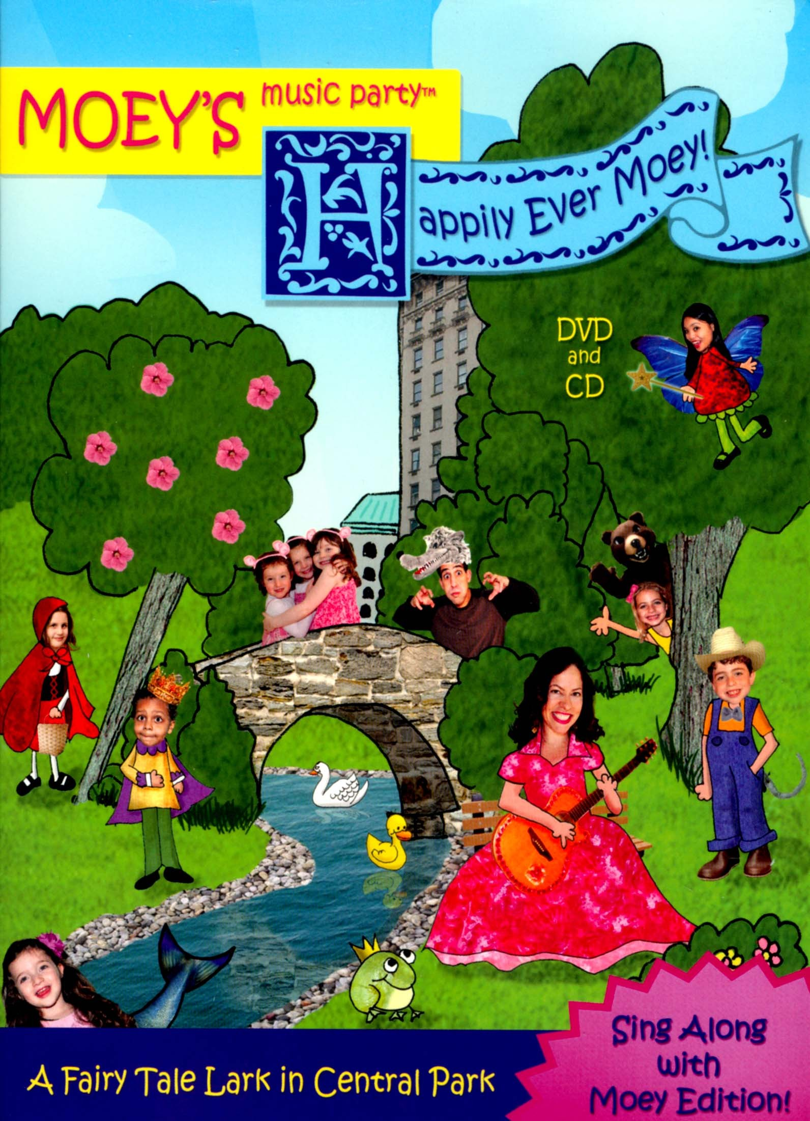 Moey's Music Party: Happily Ever Moey! - A Fairy Tale Lark in Central Park