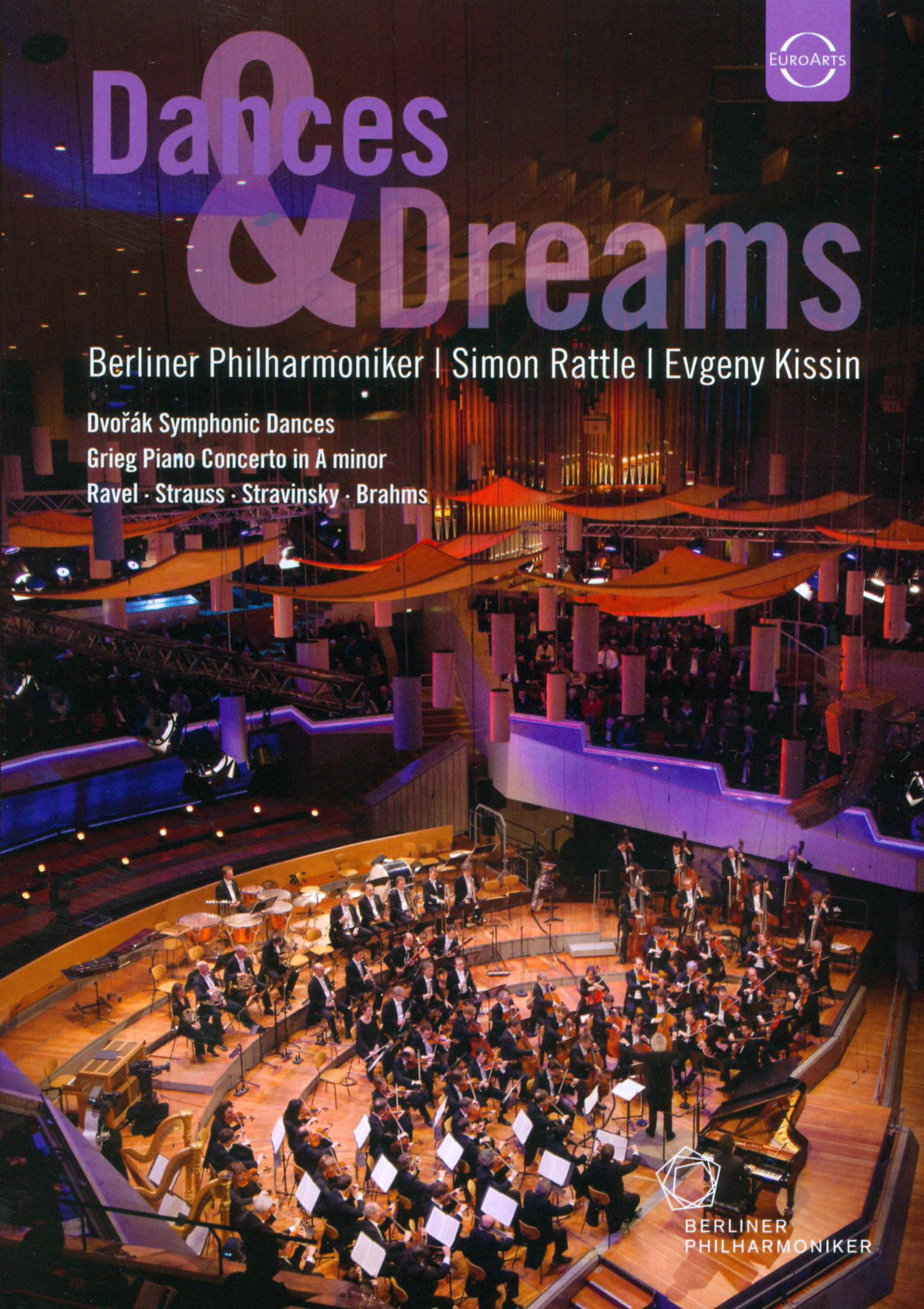Berliner Philharmoniker/Simon Rattle/Evgeny Kissin: Dances & Dreams