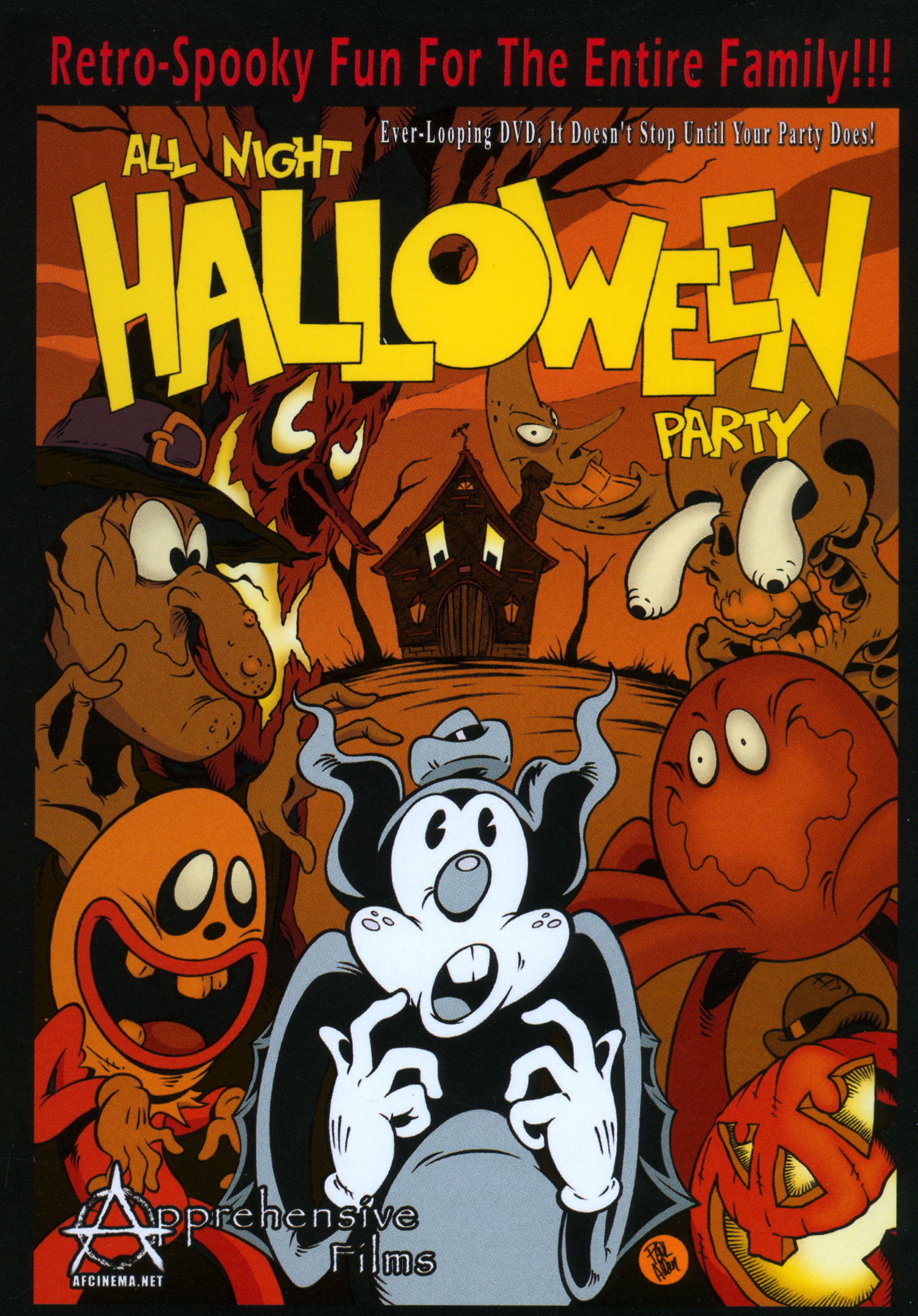 All Night Halloween Party
