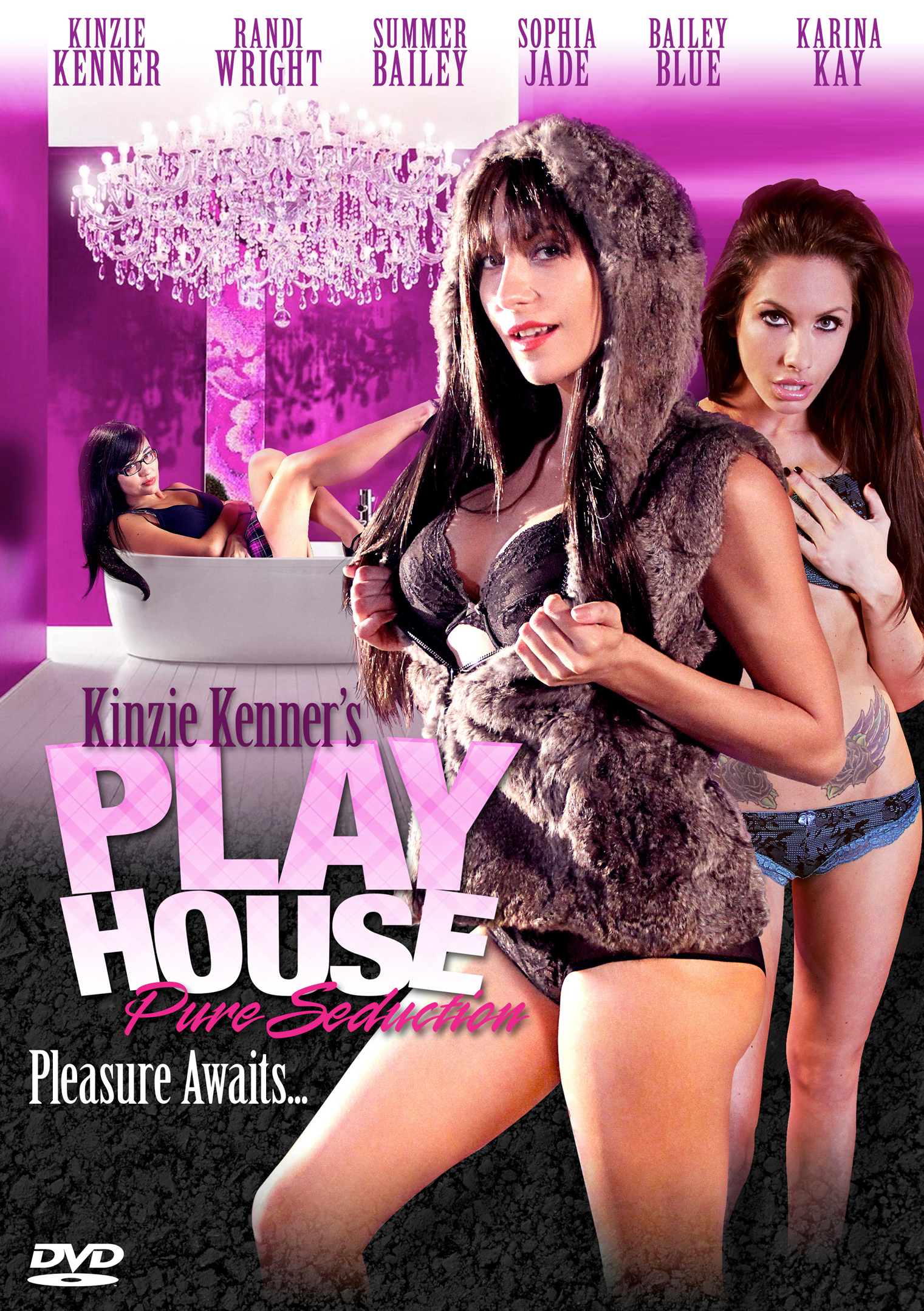 Kinzie Kenner's Pleasure Playhouse: Pure Seduction