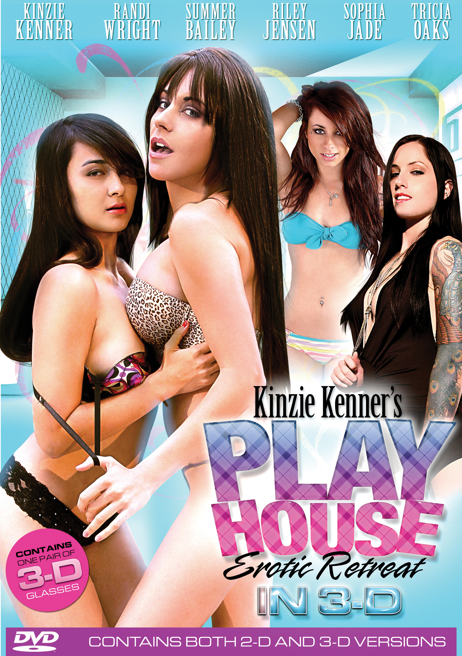 Kinzie Kenner's Pleasure Playhouse: Erotic Retreat