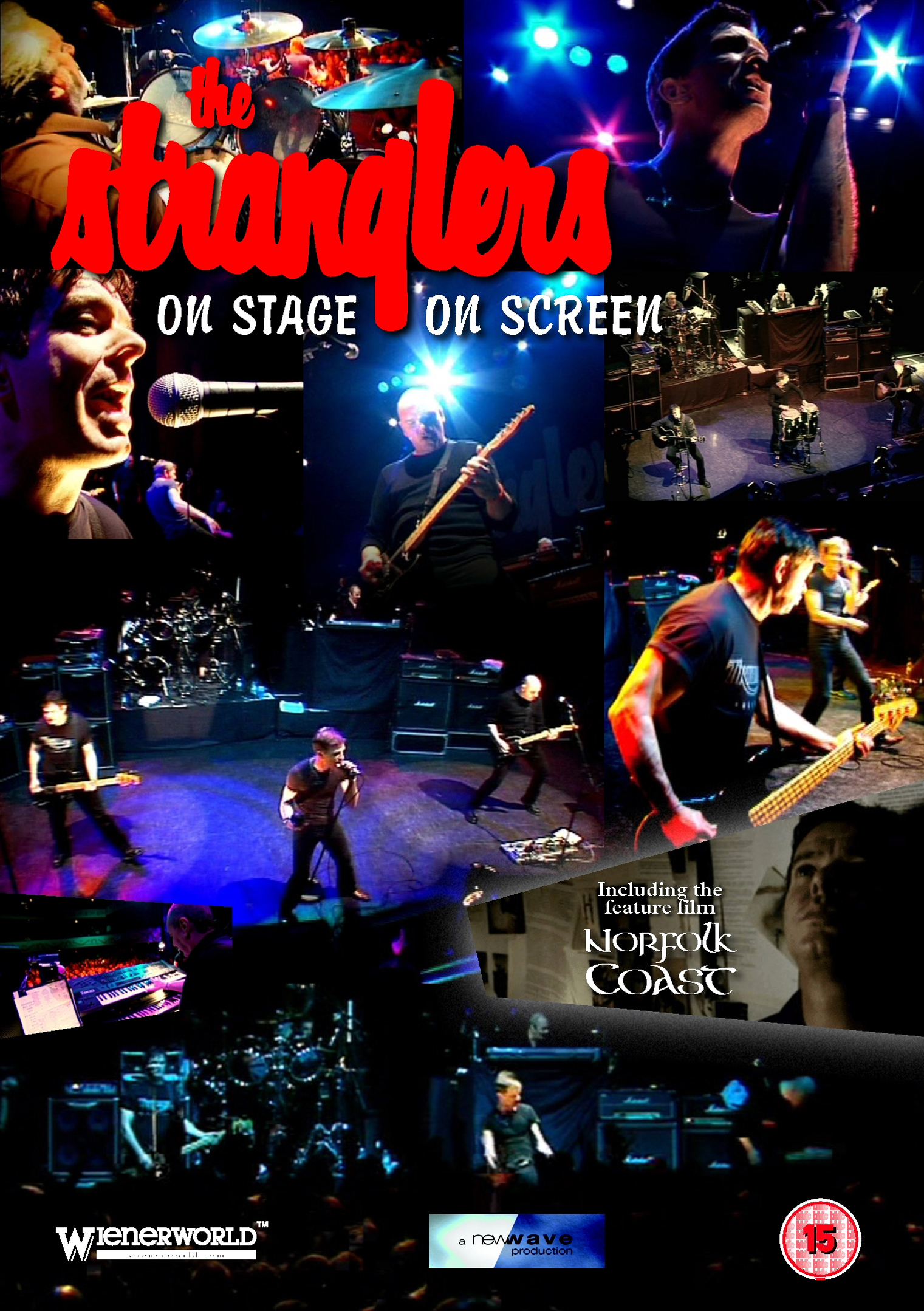 Stranglers: On Stage, On Screen