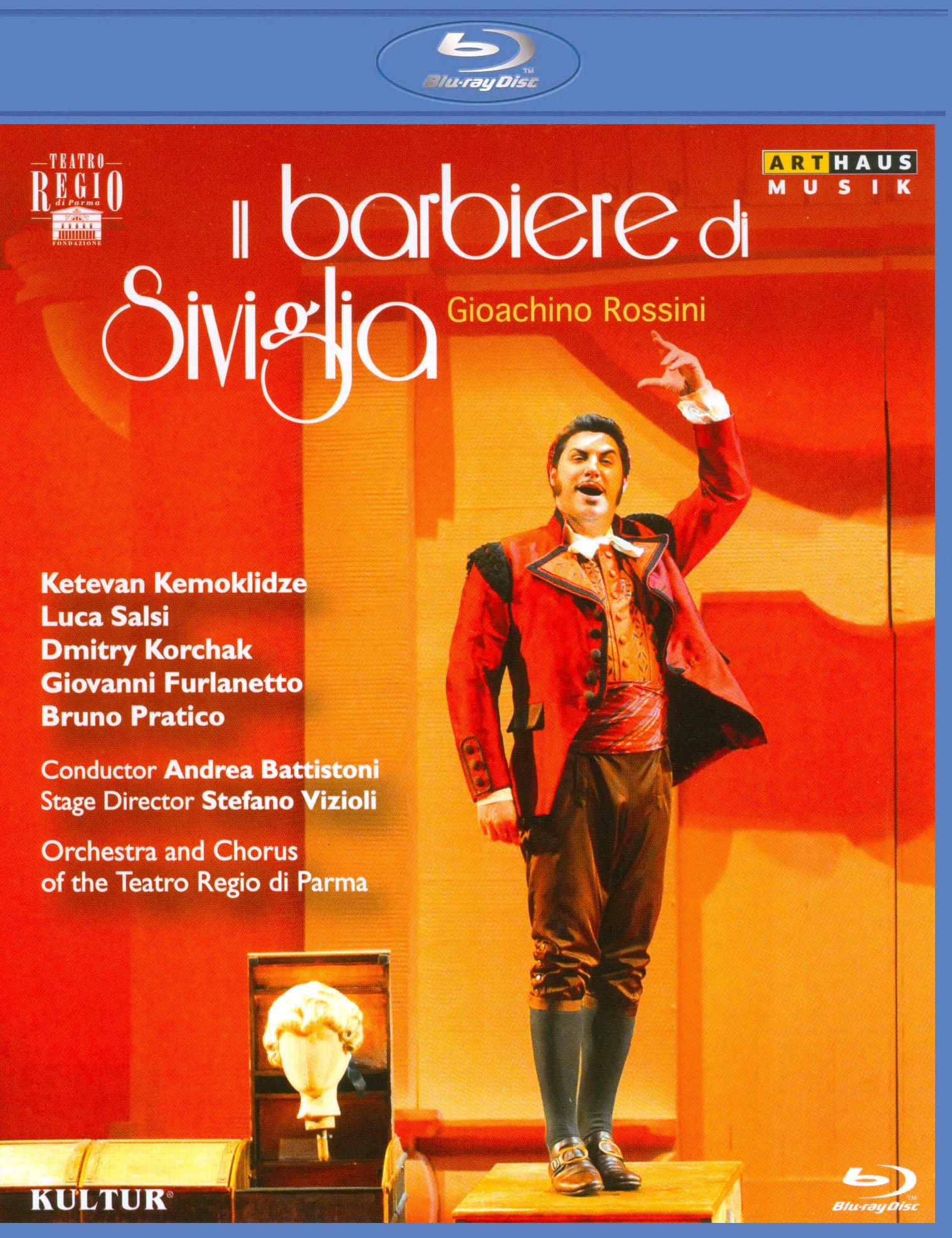 Il Barbiere di Siviliga (Teatro Regio di Parma)