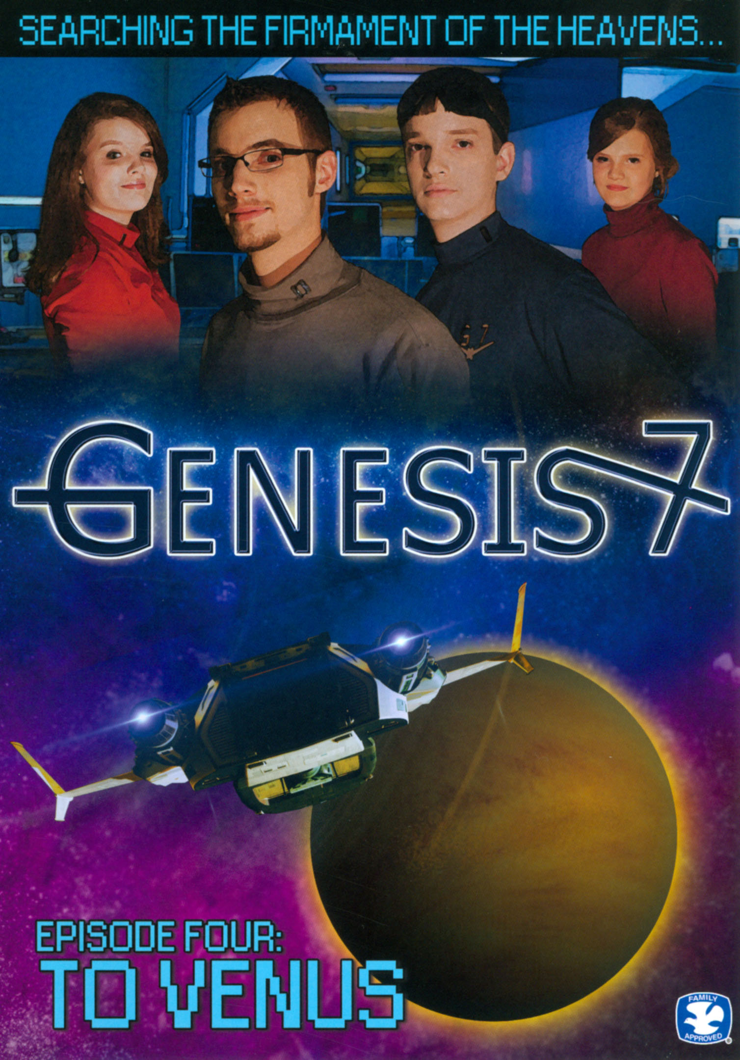 Genesis 7: Episode Four - To Venus
