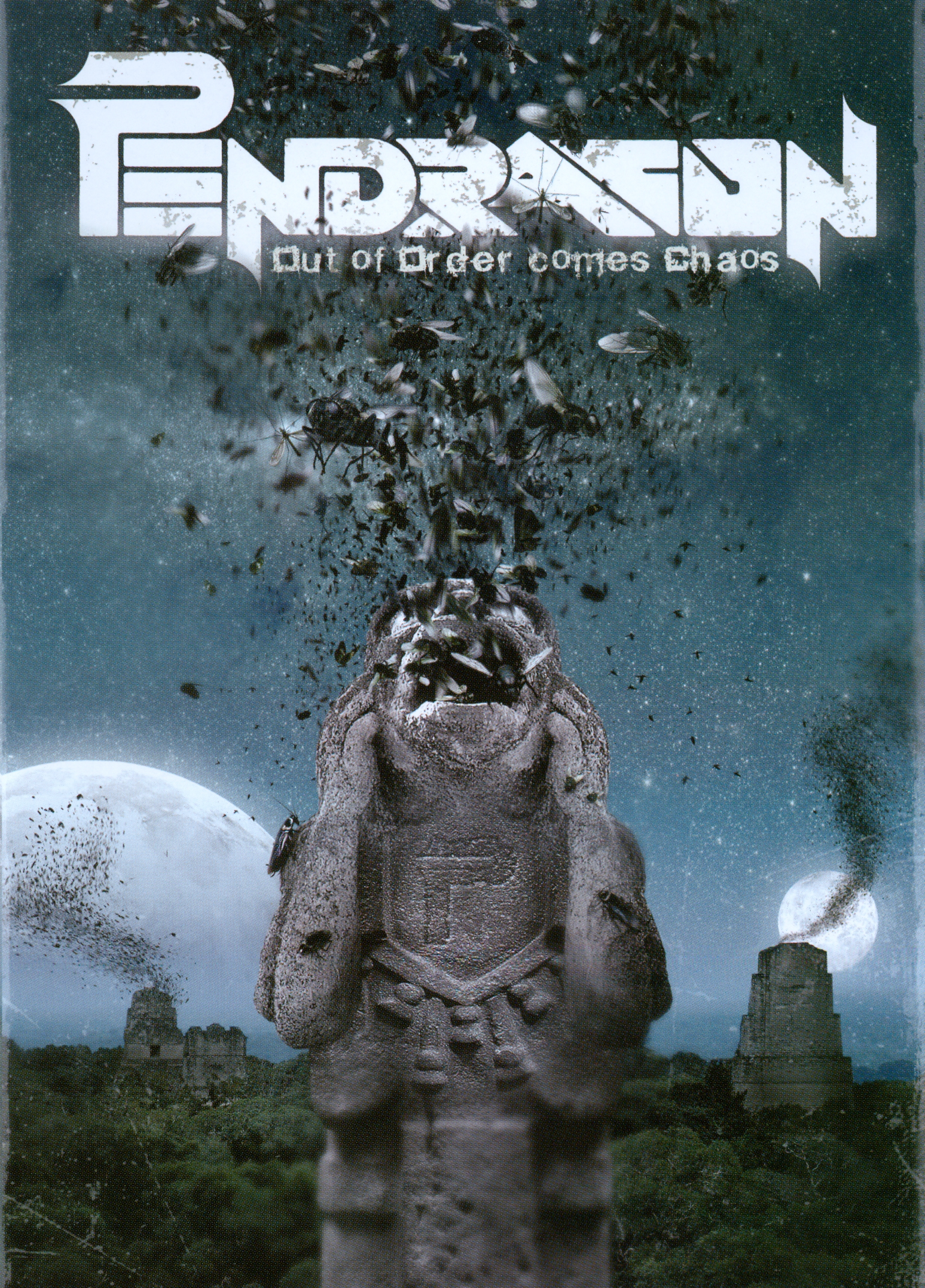 Pendragon: Out of Order Comes Chaos