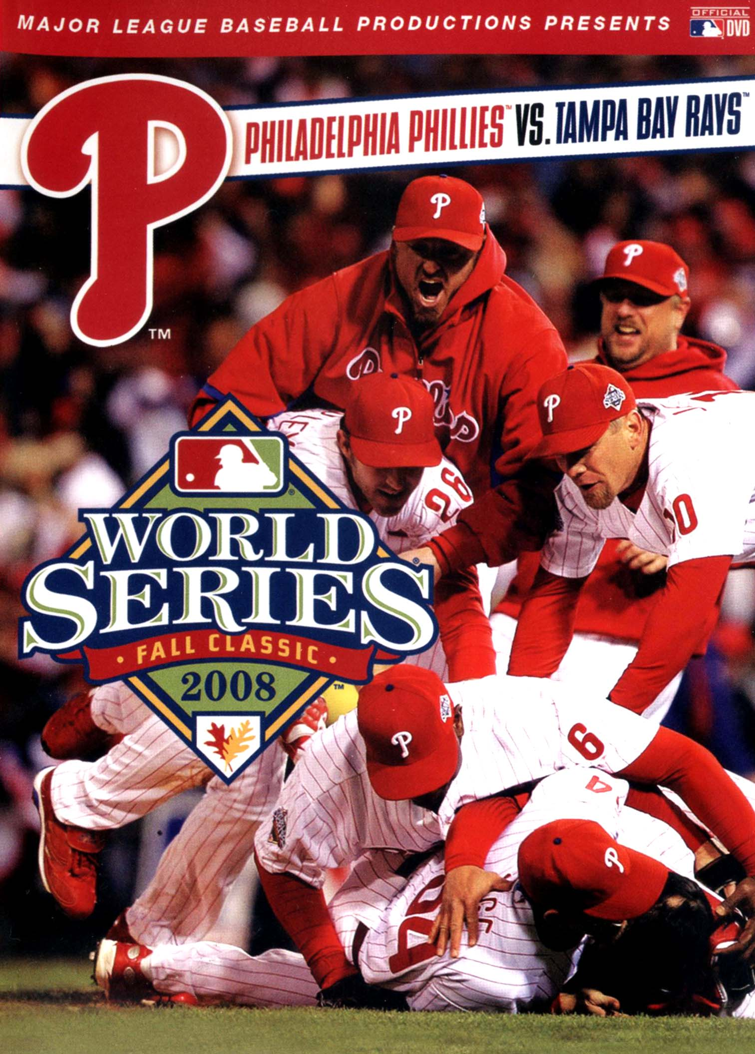 MLB: 2008 World Series