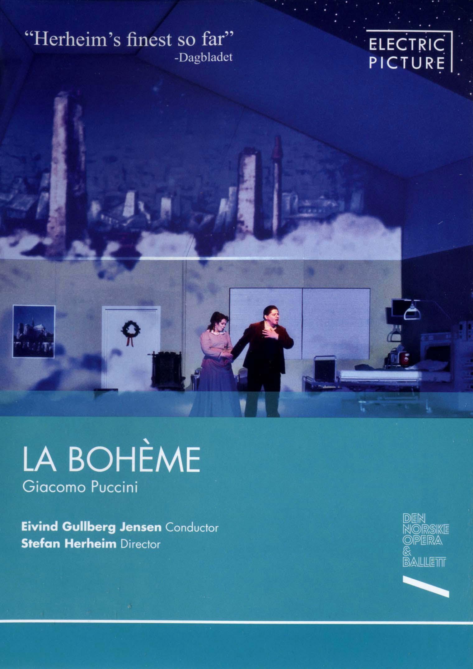 La Boheme (Den Norske Opera & Ballett)